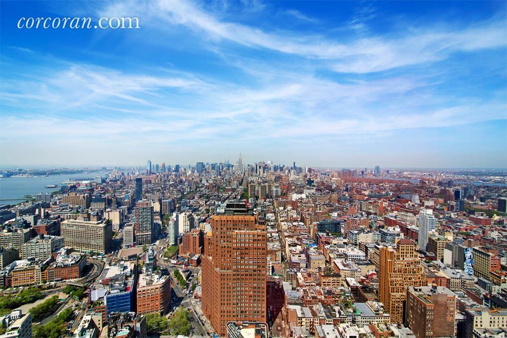 Appartement voor Verkoop een t 56 LEONARD STREET 56 LEONARD ST #PH 52B New York, New York,10013 Verenigde Staten