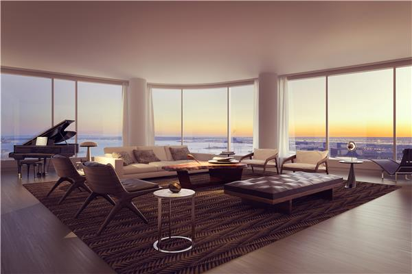 Condominium for Sale at 50 WEST STREET 50 West St #PH-59B New York, New York,10006 United States