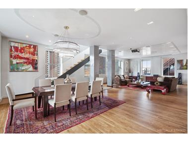 共有公寓 為 出售 在 105 HUDSON STREET 105 Hudson St #PH11S New York, New York,10013 United States