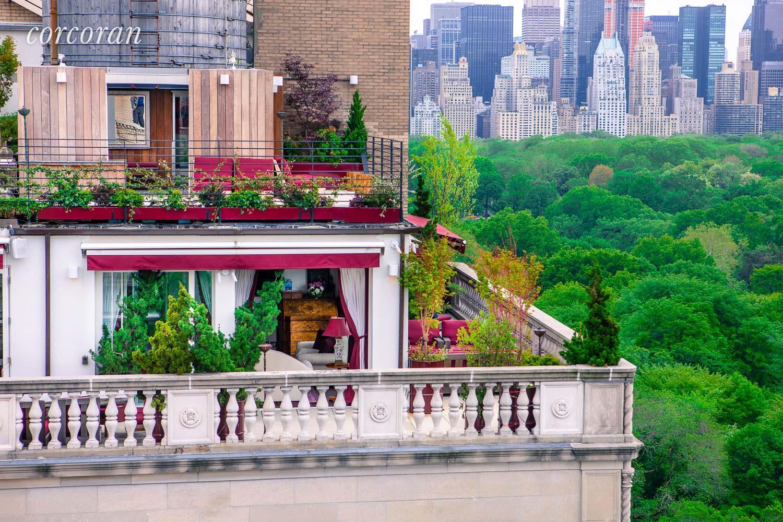 Кондоминиум для того Аренда на 988 FIFTH AVENUE 988 5th Ave #PENTHOUSE New York, Нью-Йорк,10075 Соединенные Штаты