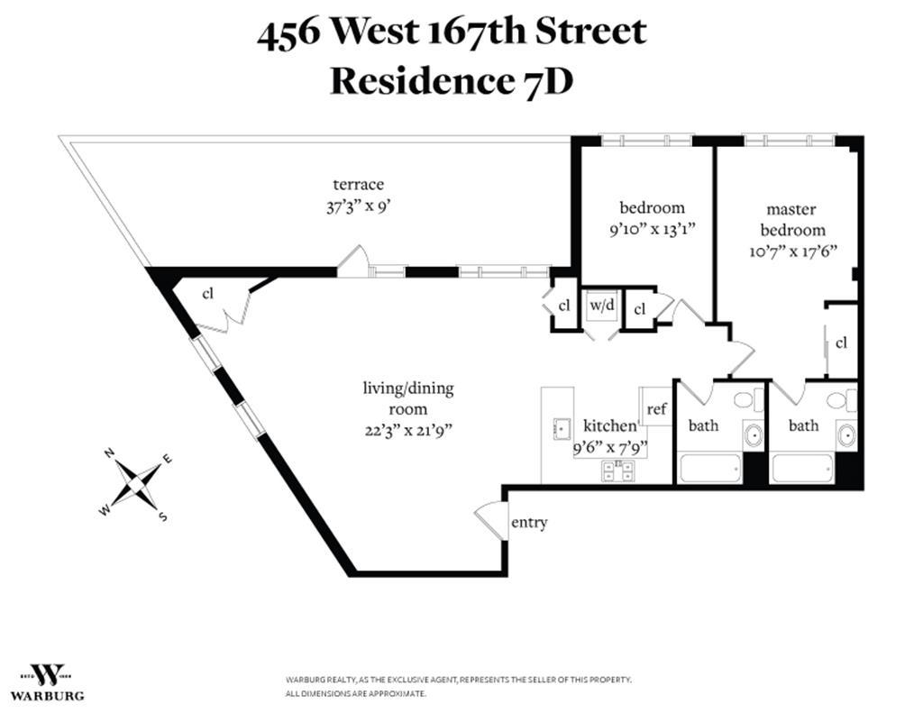 456 west 167th st  apt 7