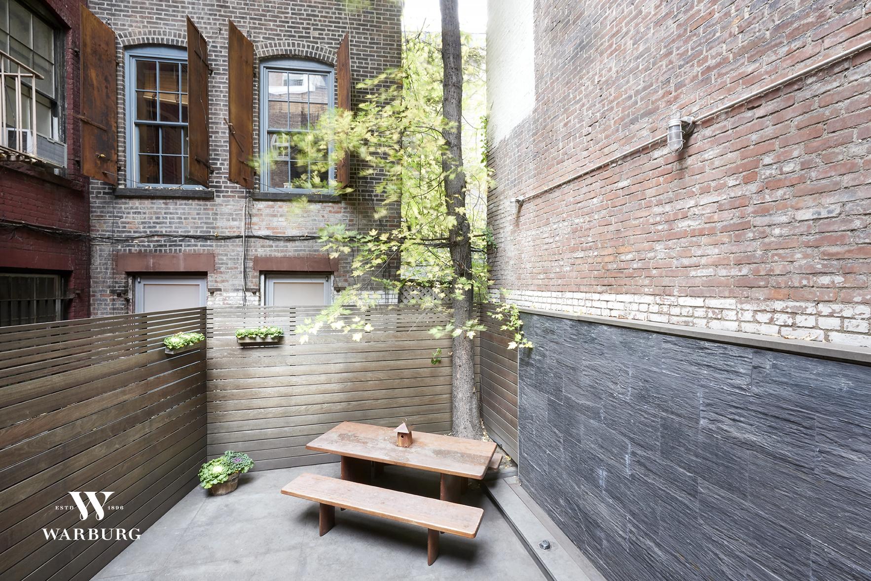 53 Jane Street W. Greenwich Village New York NY 10014