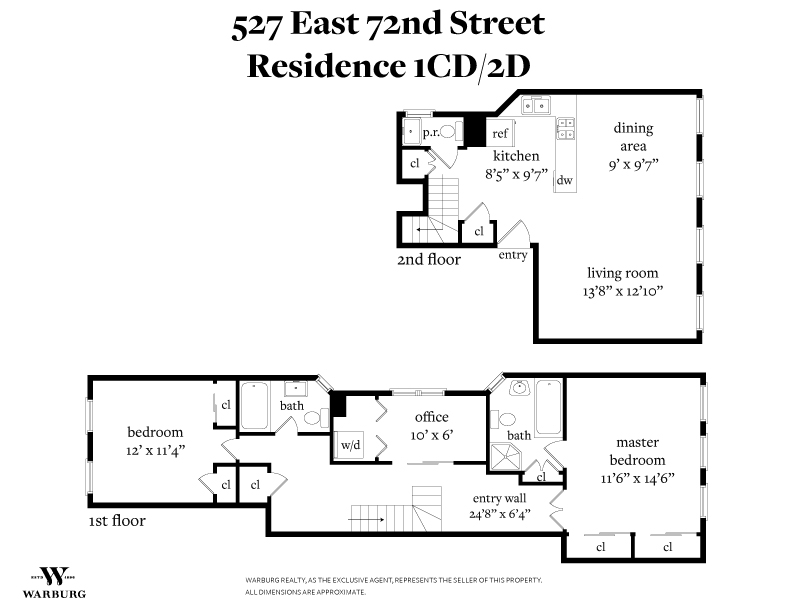 527 east 72nd st 1cd 2d new york ny 10021 berkshire for 527 plan