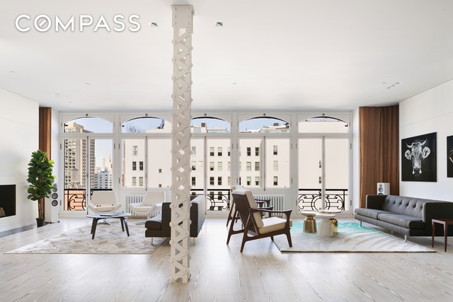 Co-op for Sale at 561 BROADWAY 88 Prince St #PH-BC New York, New York,10012 United States