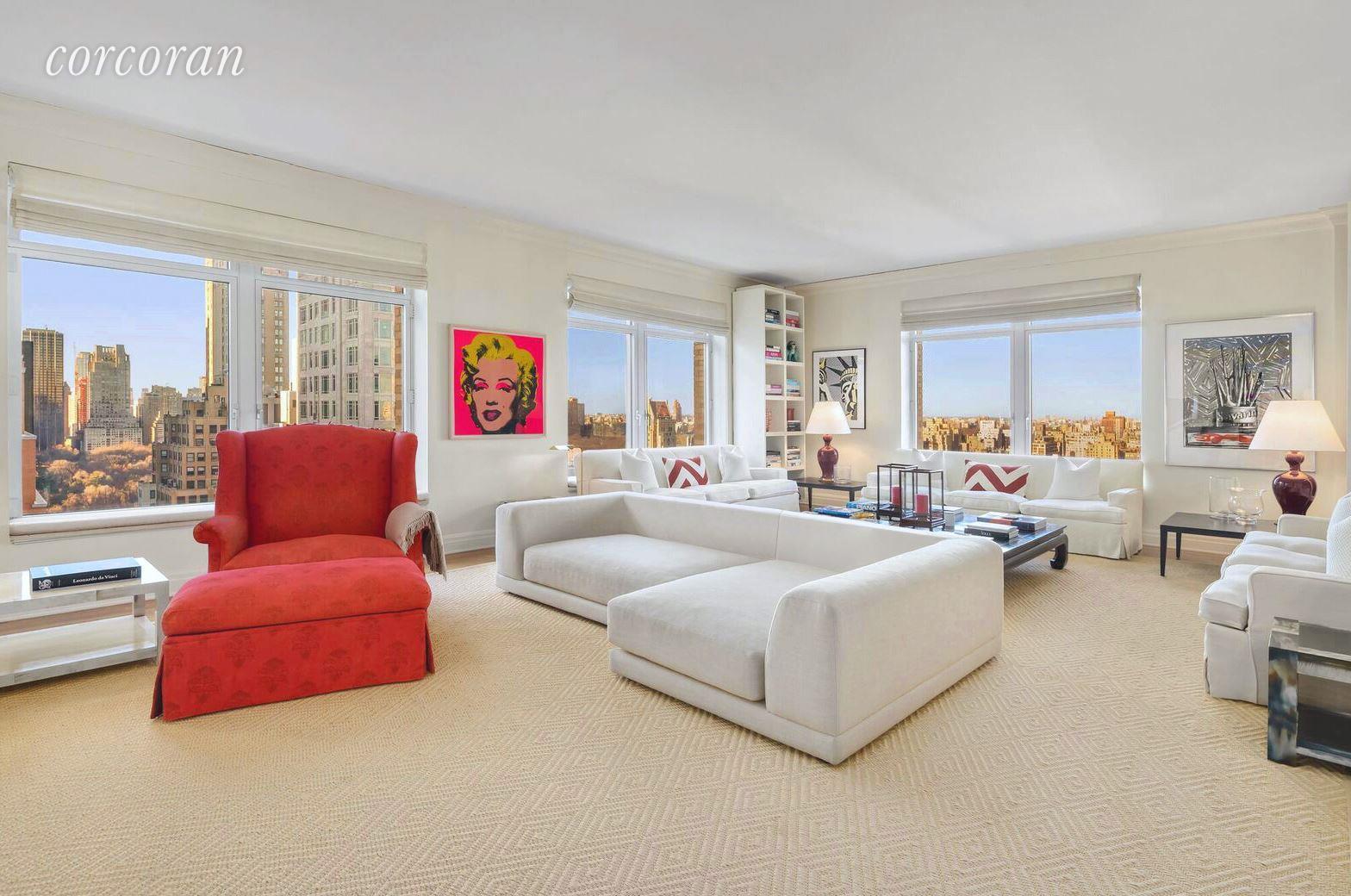 Condominium for Sale at 515 PARK AVENUE 515 PARK AVE #26 FL New York, New York,10022 United States