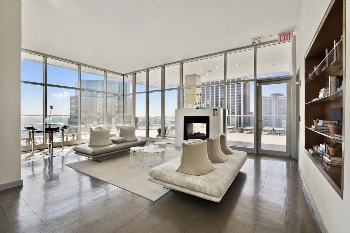 Please consider this 1,352-sq.ft. (126-sq.m.) 2-bedroom, 2-bathroom residence at the highly regarded 75 Wall Street Condominium  most sought-after investment property location in New York City, with a tenant already in place. This Unit is located in one of the most desirable lines in the building. Airy and bright, this sophisticated apartment offers appealing chef's kitchen perfect for entertaining, deluxe finishes throughout, and the ultimate serenity to unwind. This Unit offers lots of storage space, including a walk-in closet. A washer and dryer are conveniently located in the unit.The apartment features:Ceilings over 10 feet 6-foot-tall windows Panoramic views Wide planked cerused oak flooring Washer and Dryer Mont Blanc Agglomerate stone counters with glass tiled backsplash Appliances by Subzero, Liebherr, Bosh, Miele, Electrolux, Faber, GE and Sharp Southeast Asian solid wood cabinets Desiron gun metal free standing sink frame and metal legs Honed empress white marble walls and floors75 Wall Street Condominium is located in energetic Financial District, on top of the 5-star Andaz Hotel. With over 30,000 square feet of luxurious amenities, you will be able to enjoy valet service, housekeeping, a fitness center - complete with cardio space, weight training and a yoga studio, a billiards room, cinema room and a parking garage. The wraparound roof terrace offers 360-degree extraordinary views of the city skyline, both day and night, and is the perfect place to enjoy that well-deserved evening cocktail! Optional hotel services are available, as well as valet parking next door.All you need is right at your fingertips. Shopping center at Brookfield Place with leading brands such as Le District, Saks Fifth Avenue, Hermes, and Burberry  and of course the newly Westfield World Trade Center this building is at the center of it all. Accessibility to nearly every subway line, Fulton Center, major food markets and restaurants such as Eataly, Nobu, North End Grill, and many more. A short distance away is the South Street Seaport with many different shops and eateries located on the East River with splendid views of Brooklyn and Manhattan's landmark bridges.