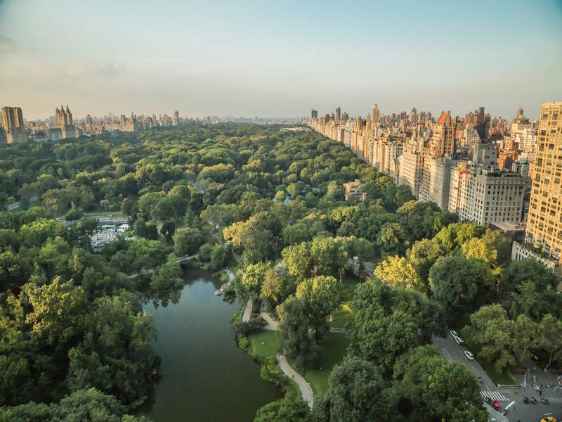 Condominium for Rent at 1 CENTRAL PARK SOUTH 1 Central Park South #PH2003 New York, New York,10019 United States