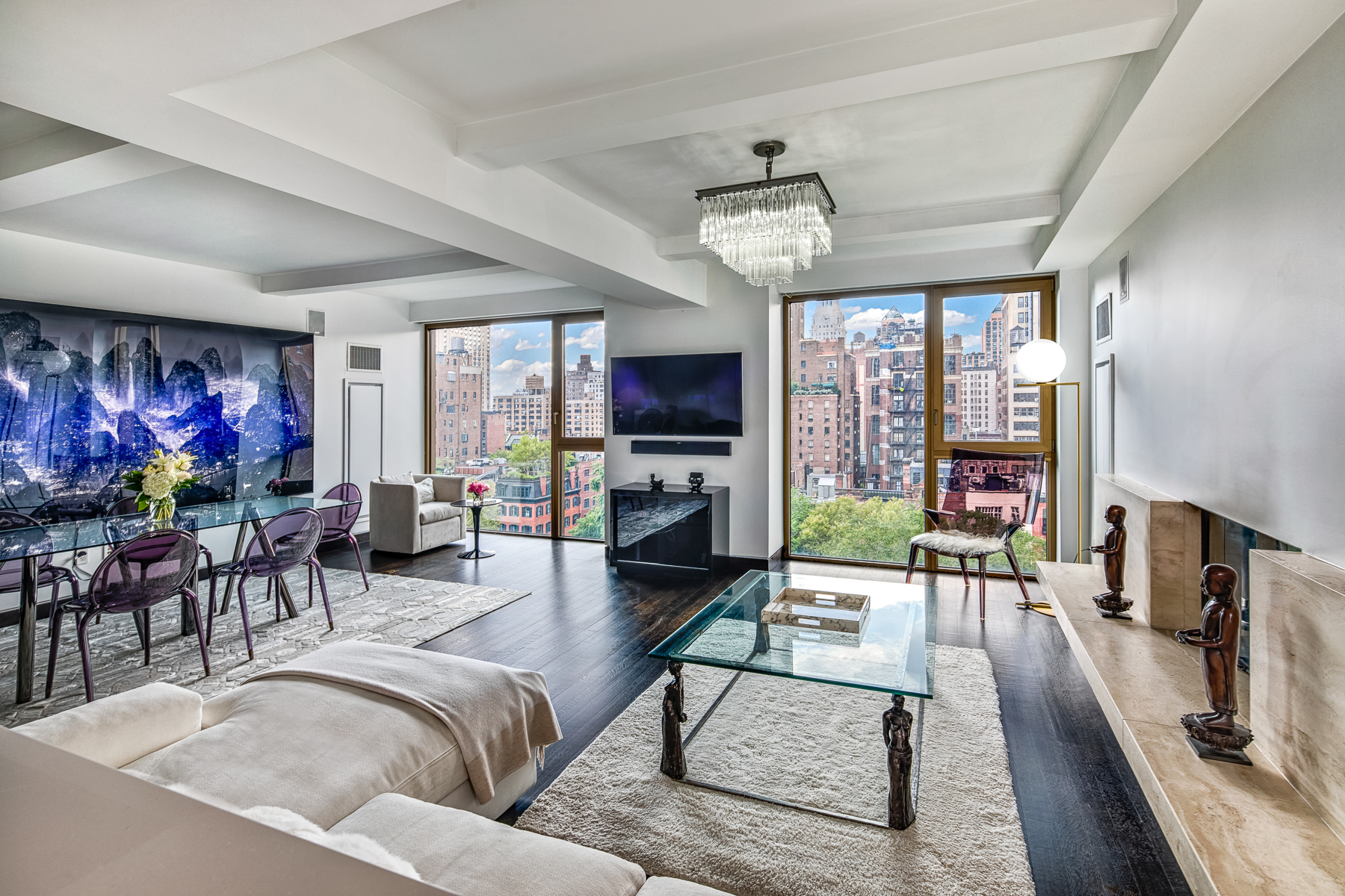 Condominium for Sale at 50 GRAMERCY PARK NORTH 50 Gramercy Park North, 12A, New York, New York,10010 United States