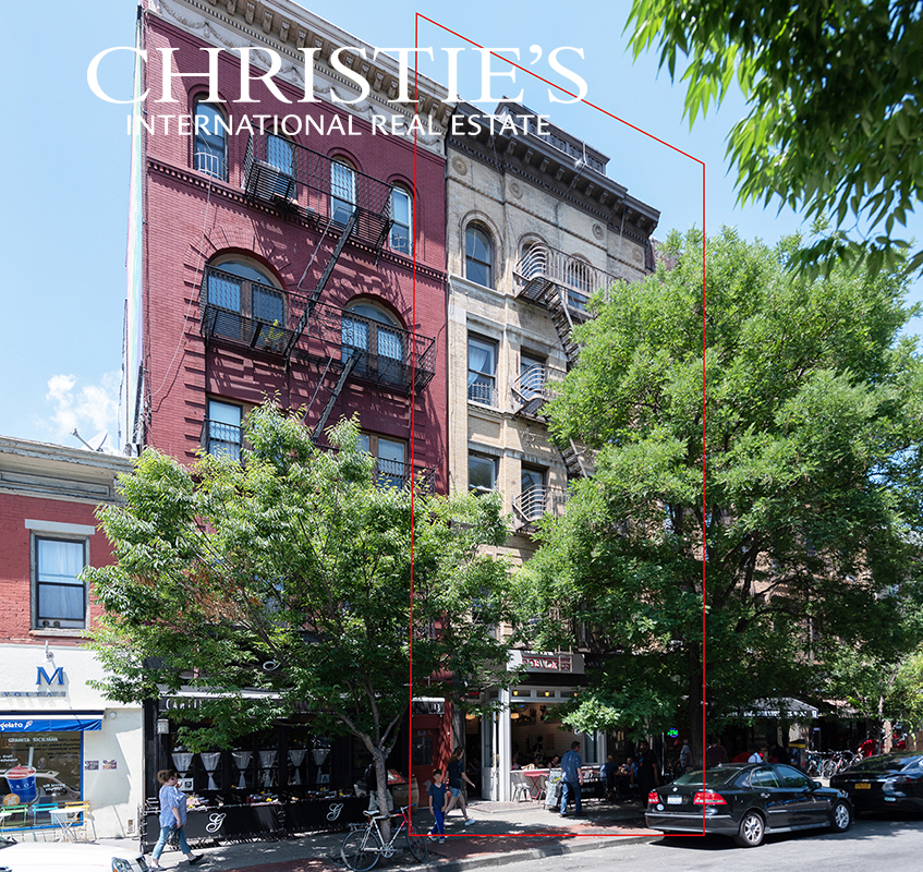 11 Carmine Street, Greenwich Village, New York