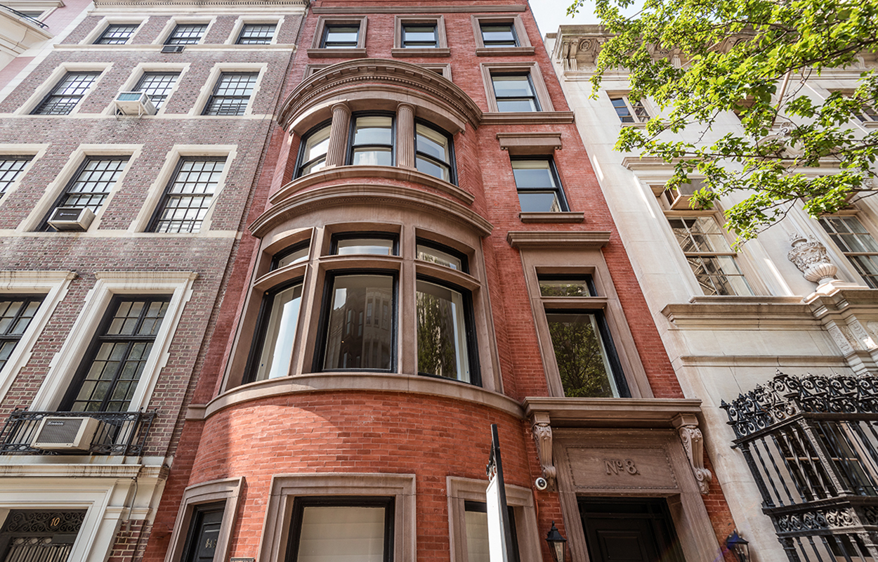Villas / Townhouses for Sale at 8 East 63rd Street New York, New York 10065 United States
