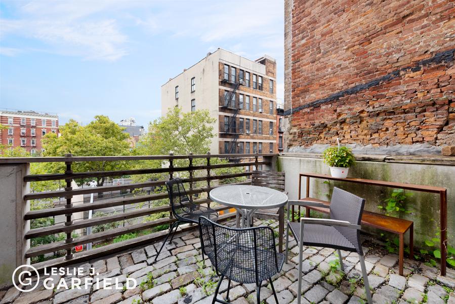 56 East 1st Street E. Greenwich Village New York NY 10003