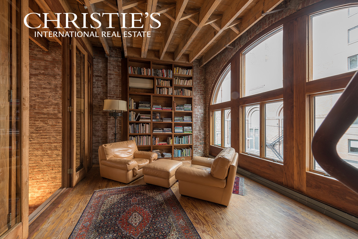 536 West 29th Street Interior Photo