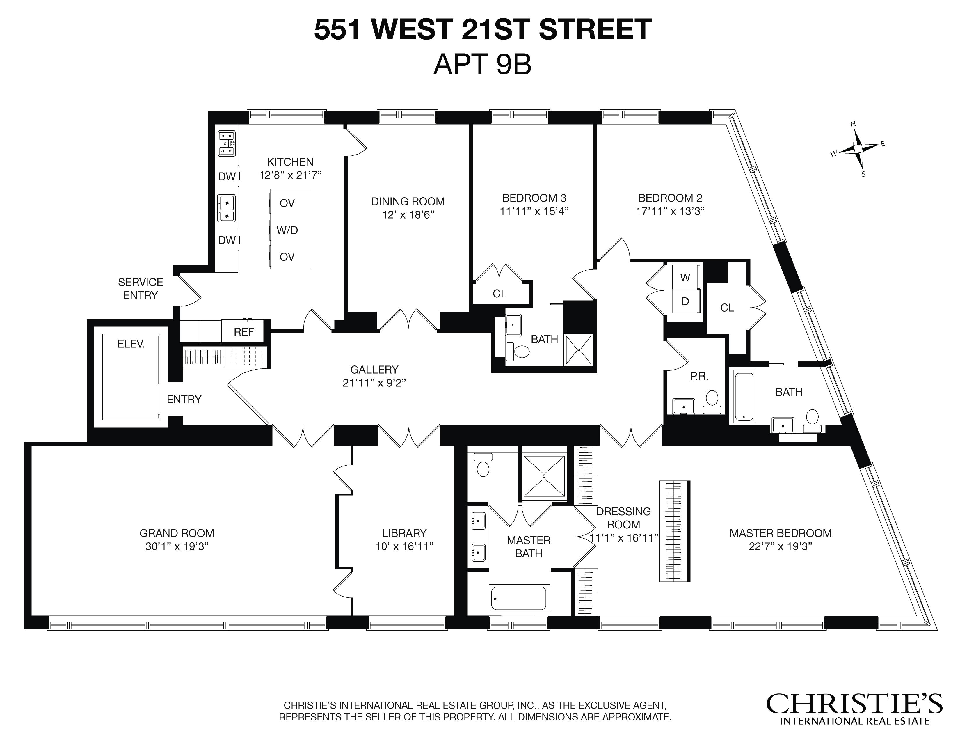 551 West 21st Street Chelsea New York NY 10011
