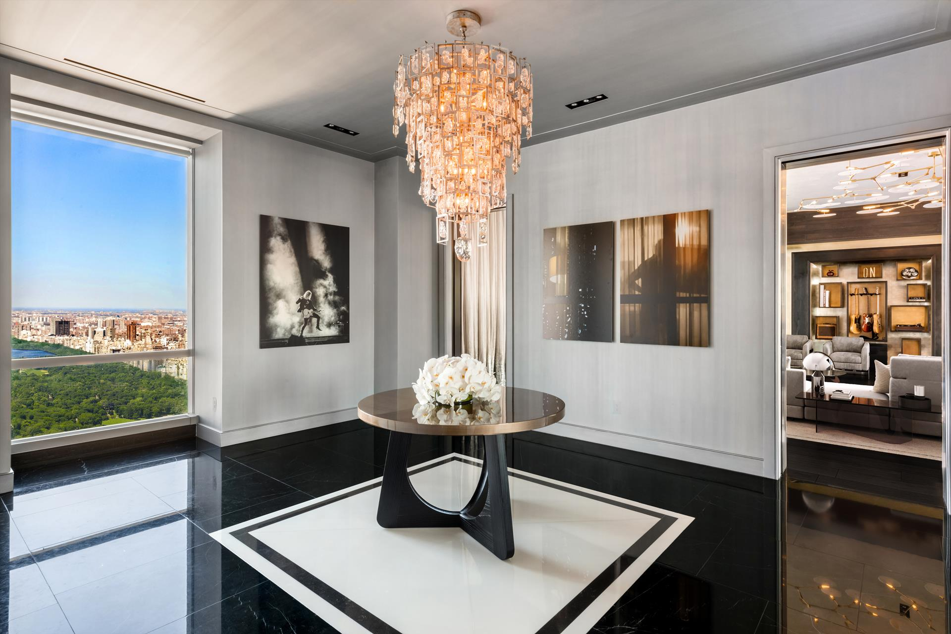 One57 | Midtown New York Condominium for Sale 3 bedrooms 3 full bathrooms  and 1 partial bathrooms | Christie's International Real Estate