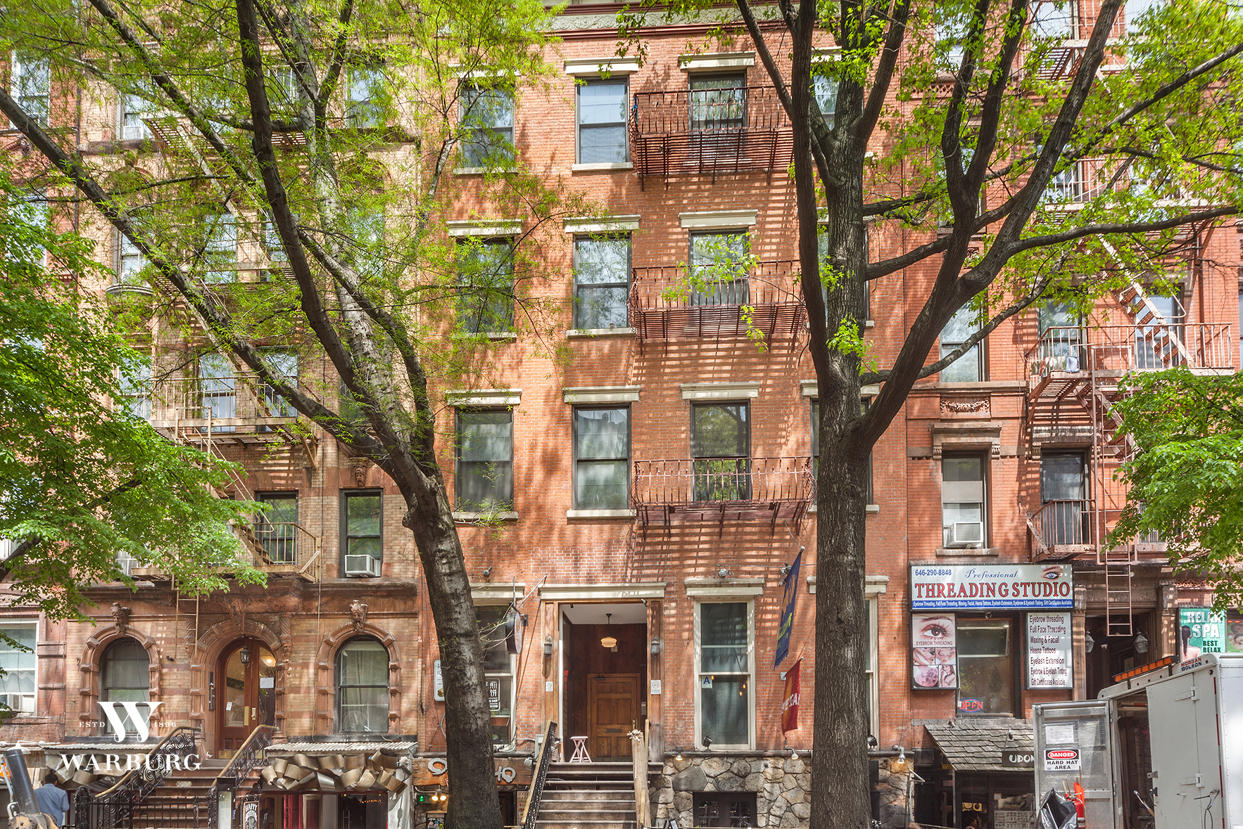 9 Saint Marks Place  $[@RoomNumber|Room @RoomNumber] E. Greenwich Village New York NY 10003