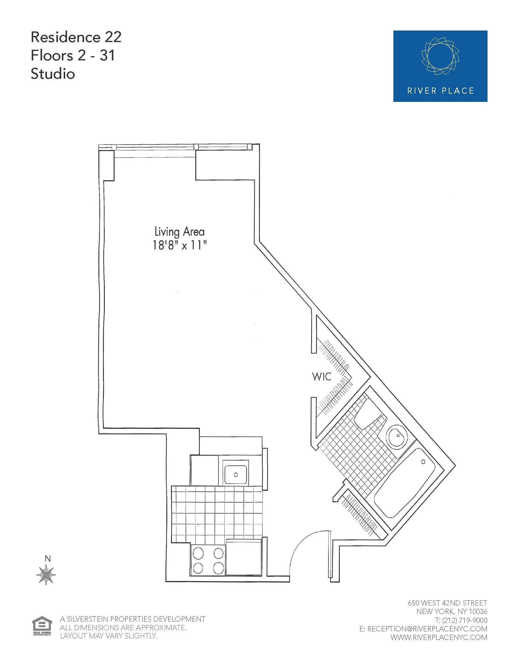 1722 - Floor Plan