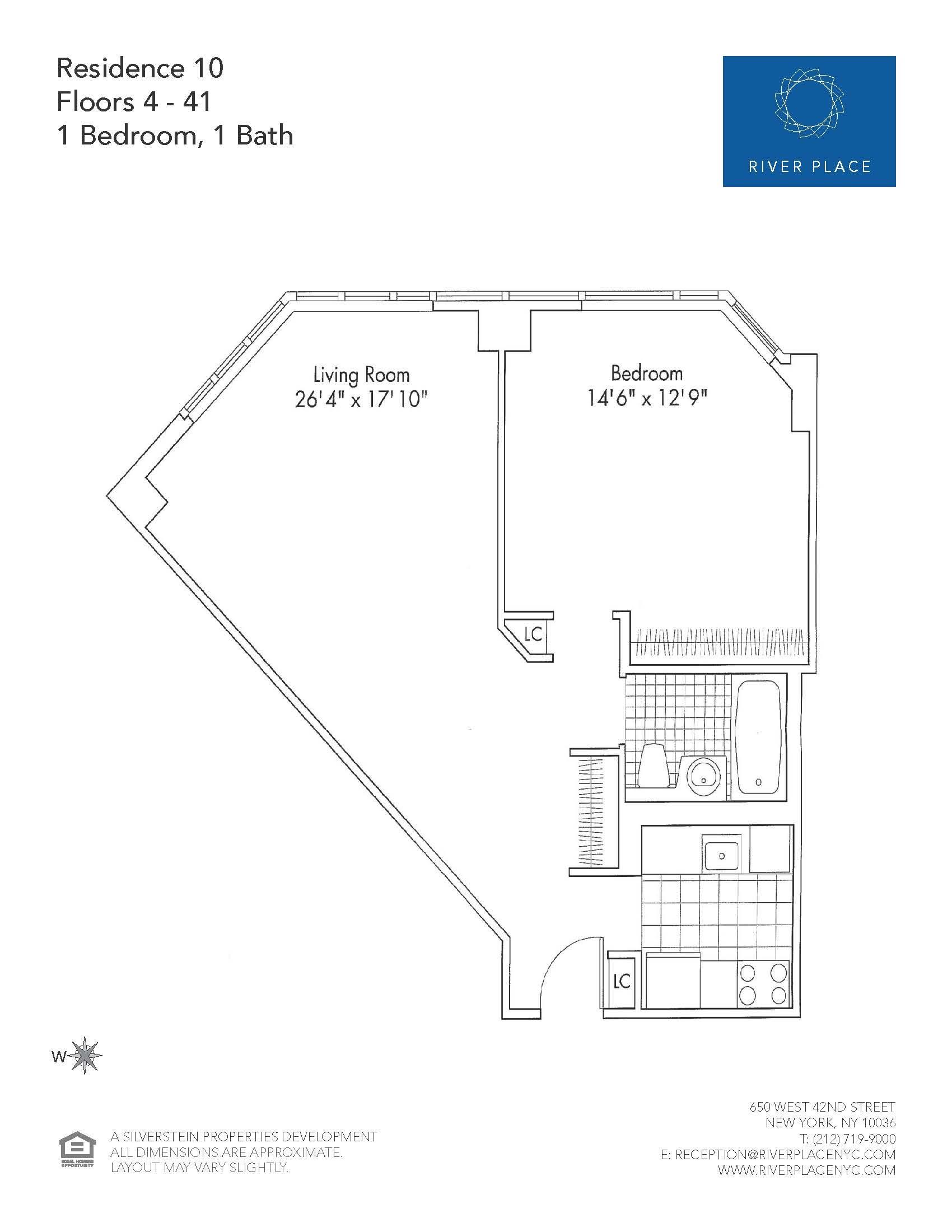 3110 - Floor Plan