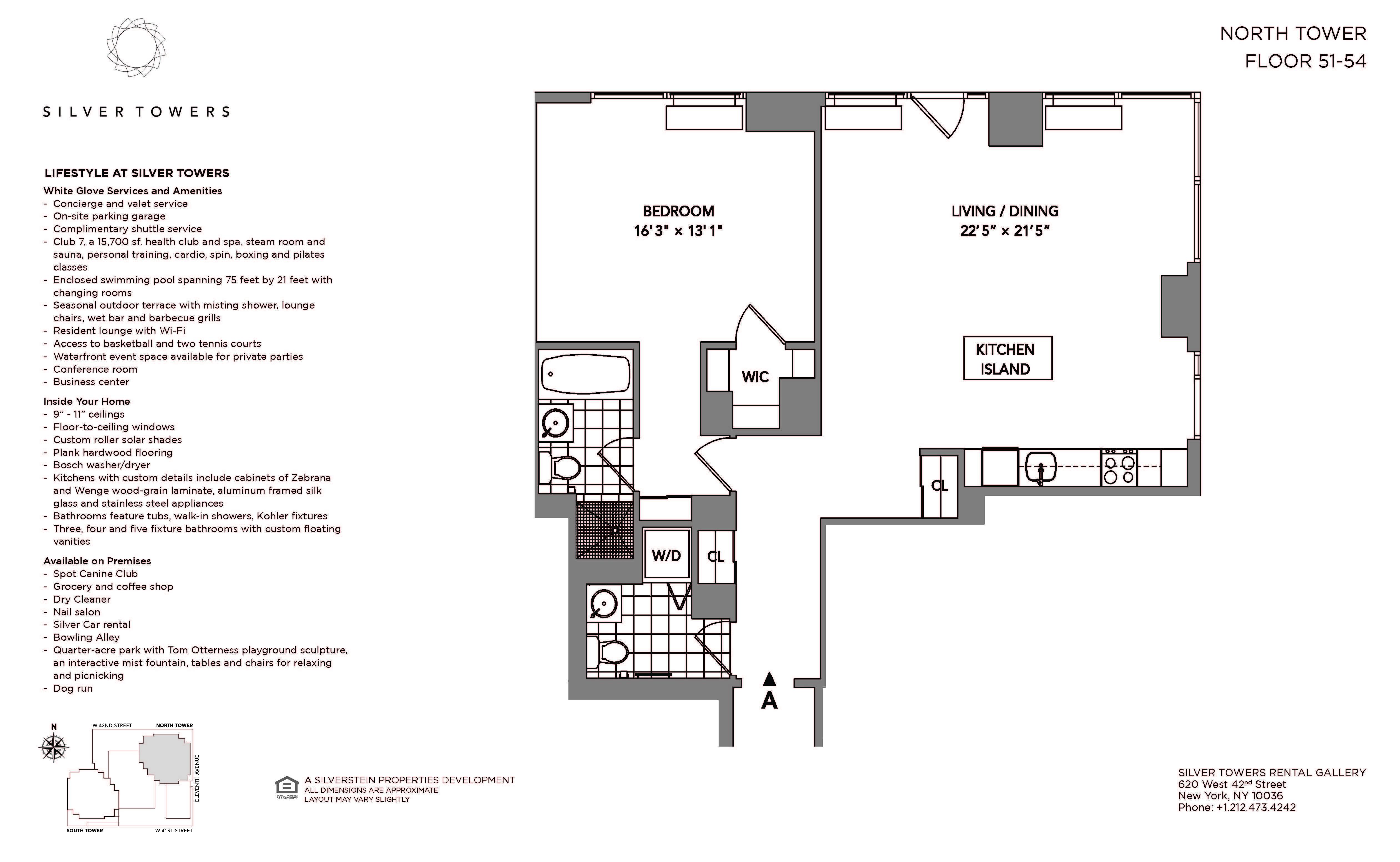 N51A - Floor Plan