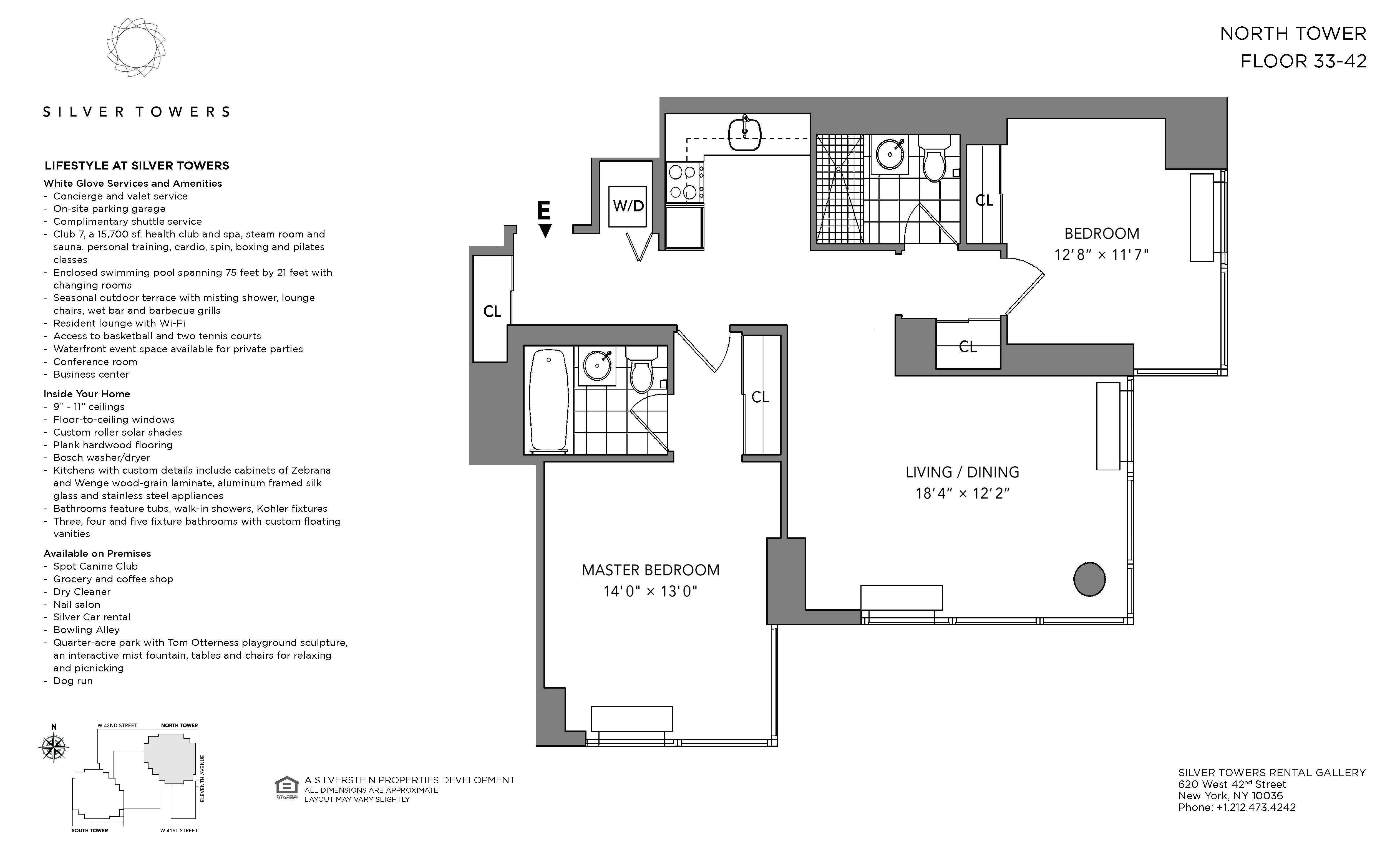 N42E - Floor Plan