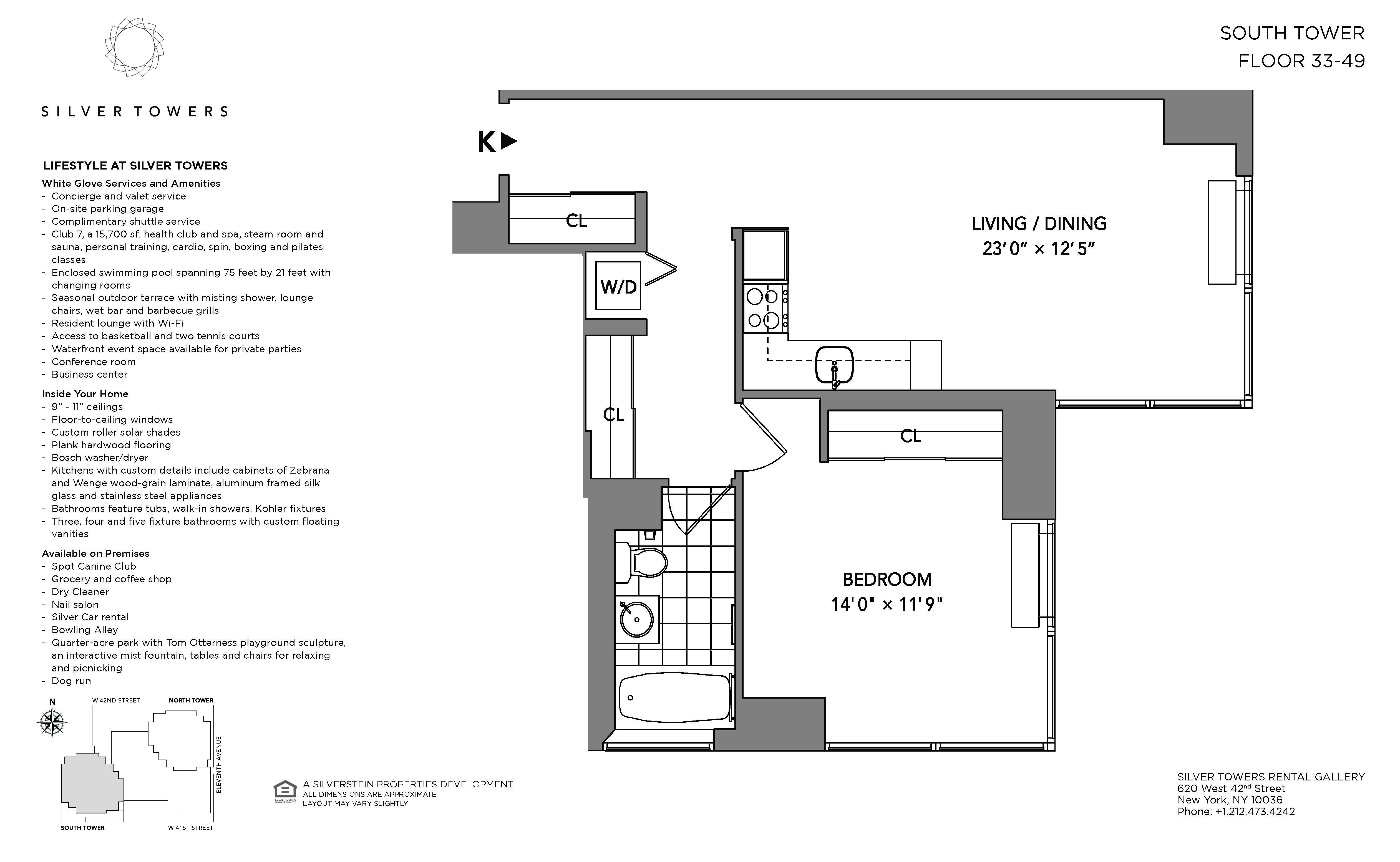 S43K - Floor Plan