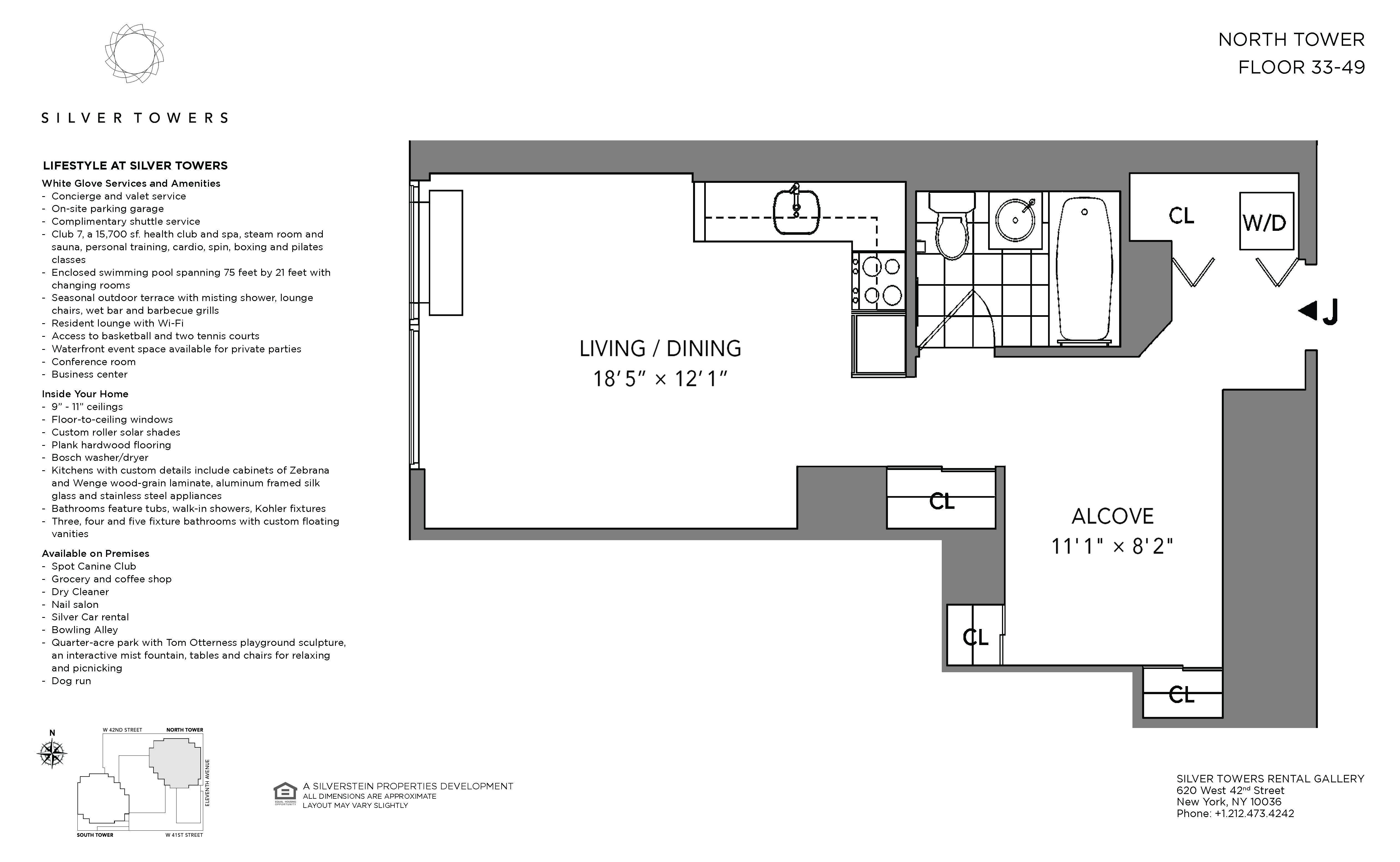 N46J - Floor Plan