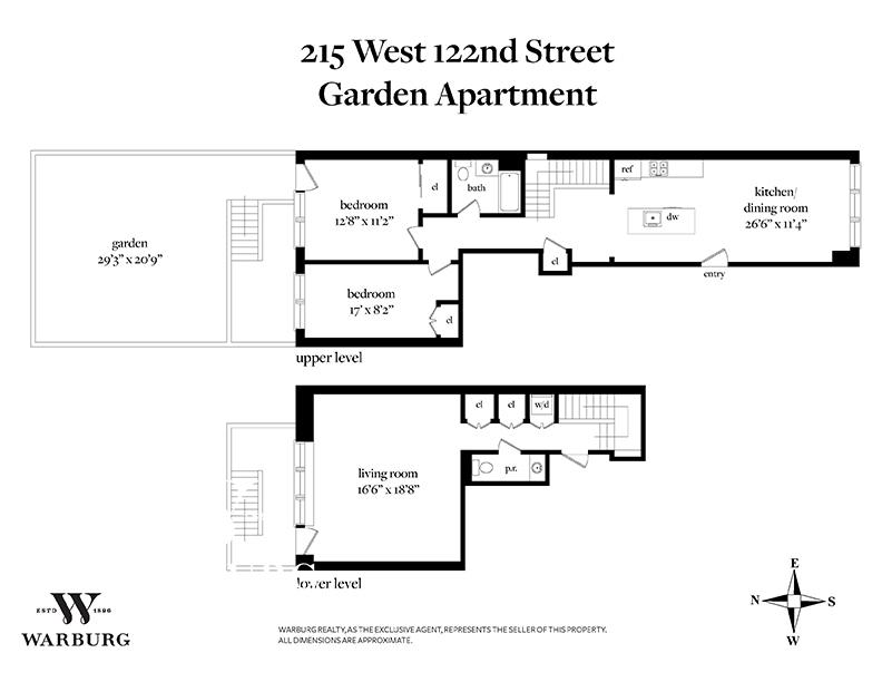215 West 122nd Street West Harlem New York NY 10027