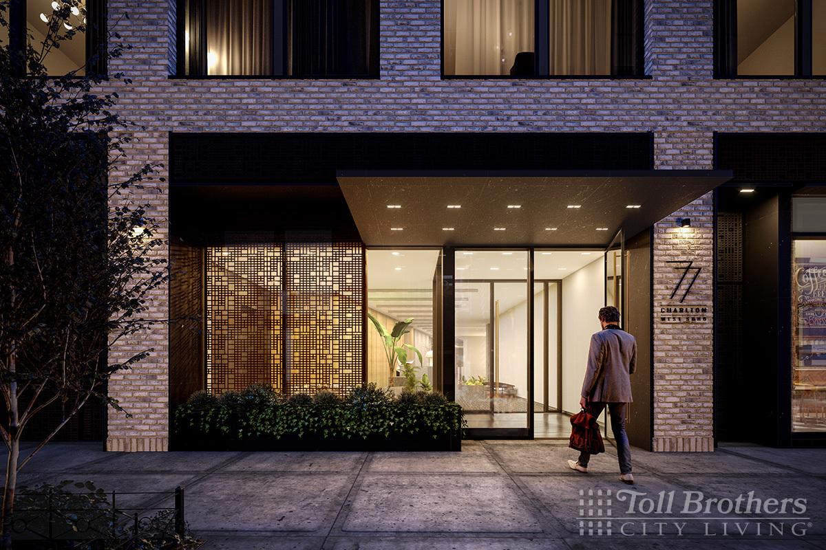 77 Charlton Street Soho New York NY 10014