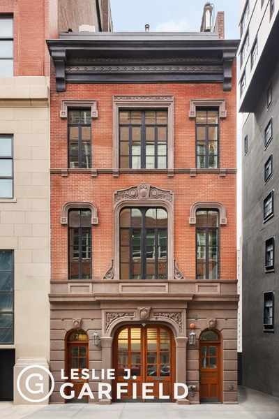 78 Morton Street W. Greenwich Village New York NY 10014