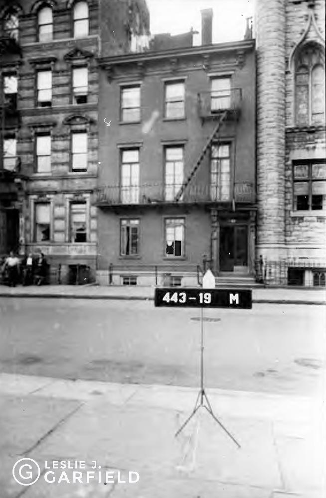 65 East 2nd Street E. Greenwich Village New York NY 10003