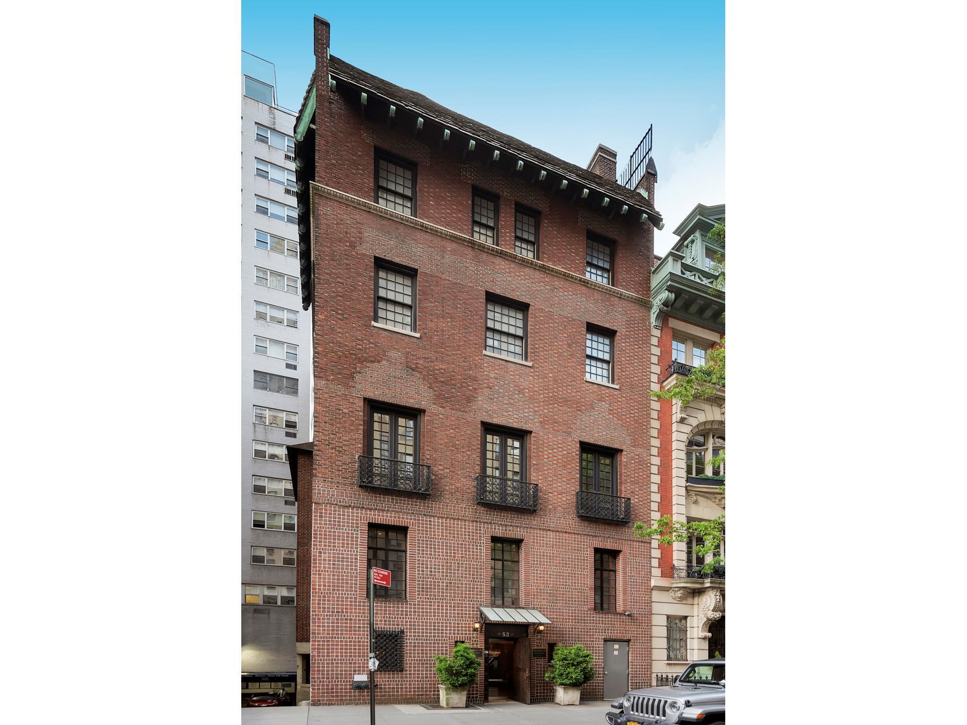 53 East 77th Street New York, NY 10021