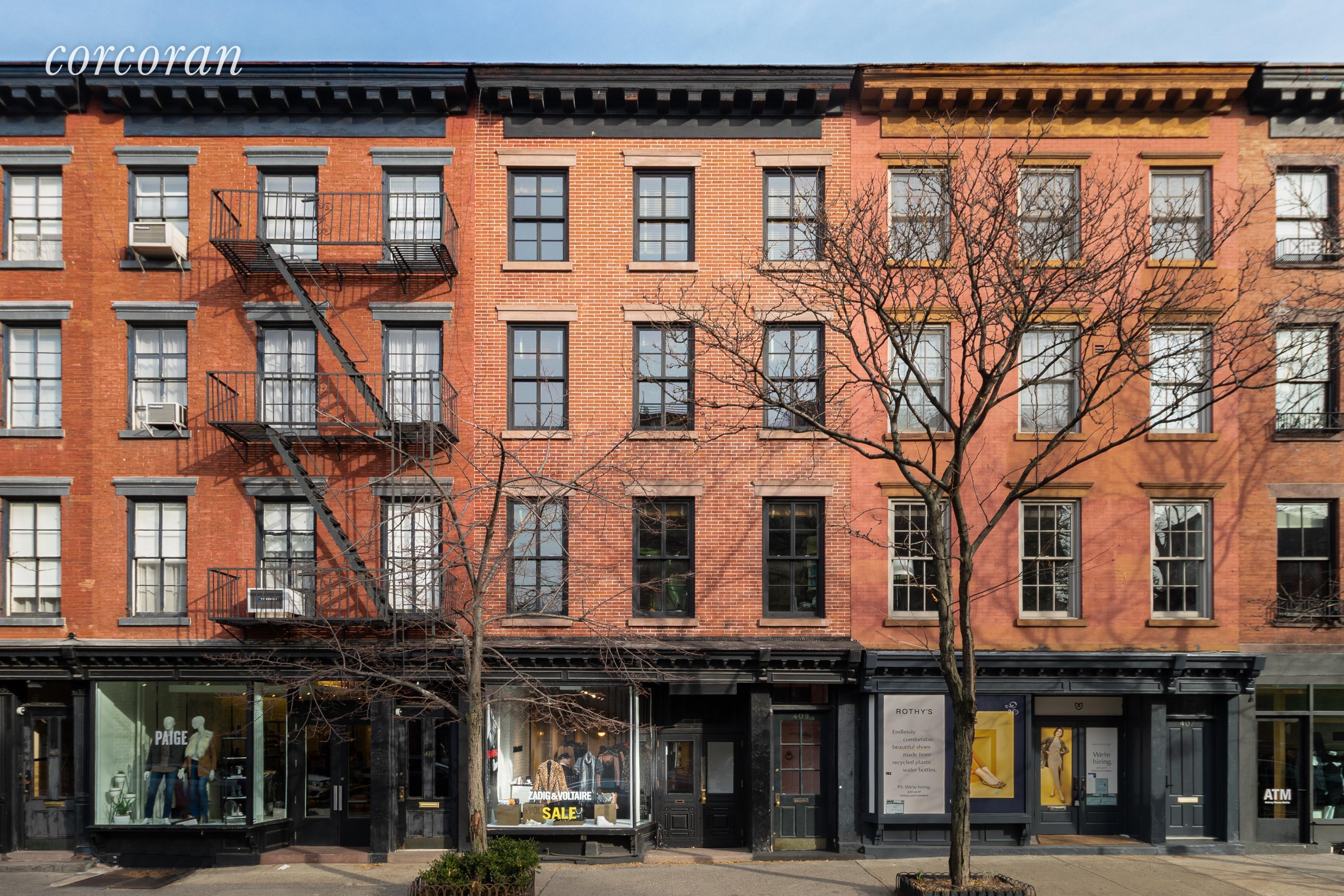 409 Bleecker Street New York, NY 10014