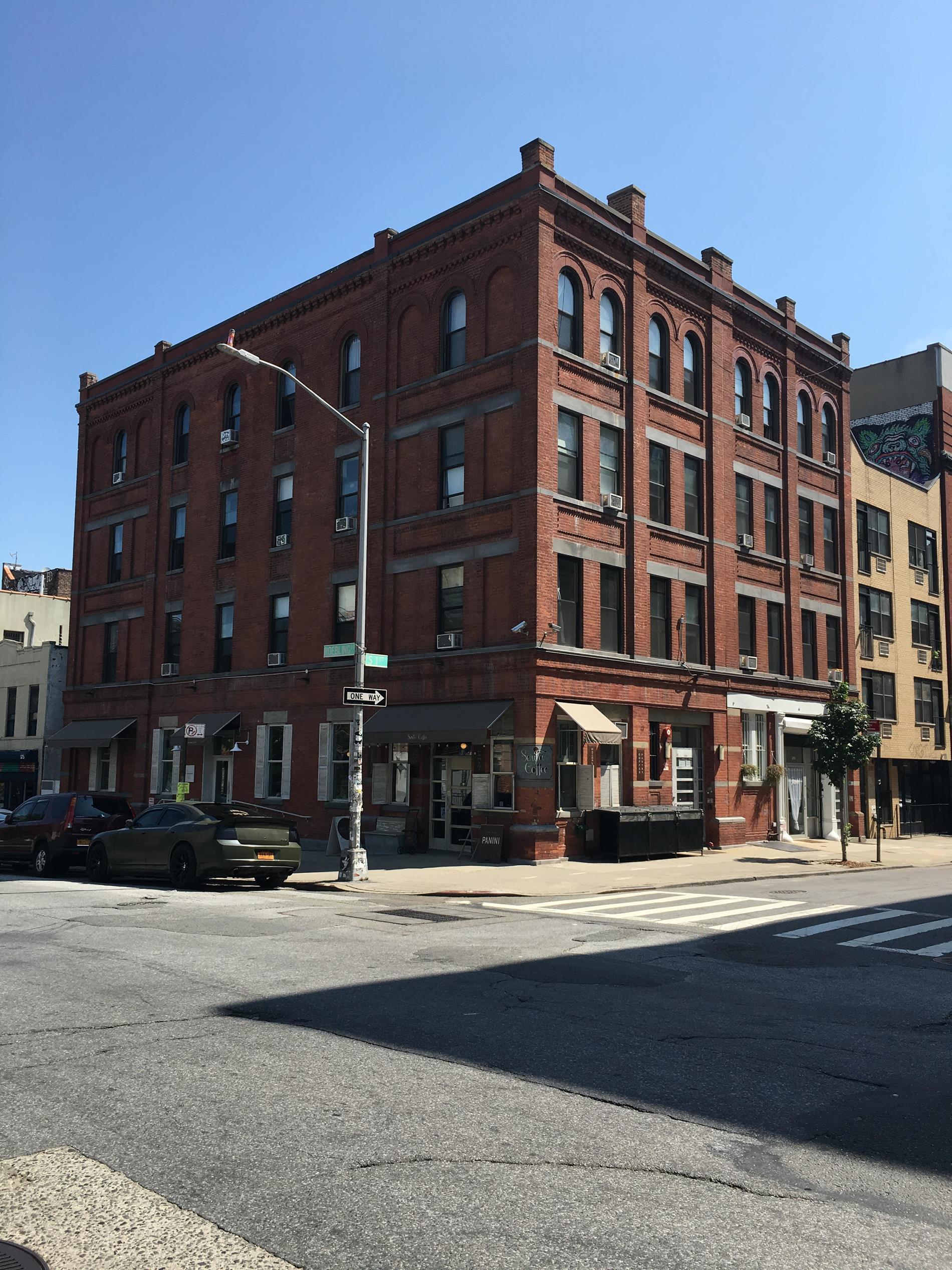 233 South 1st Street Brooklyn, NY 11211