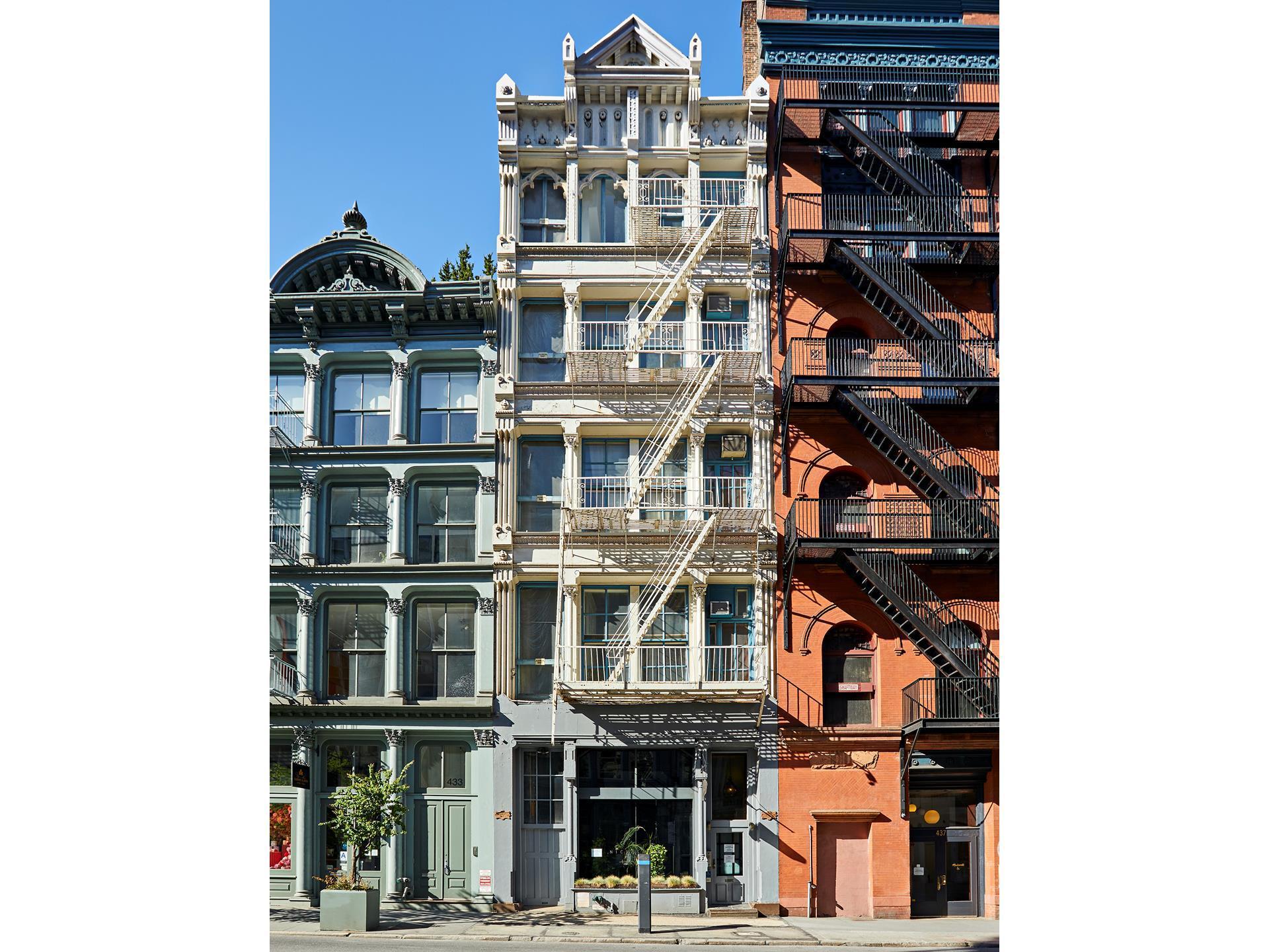 435 Broome Street New York, NY 10013