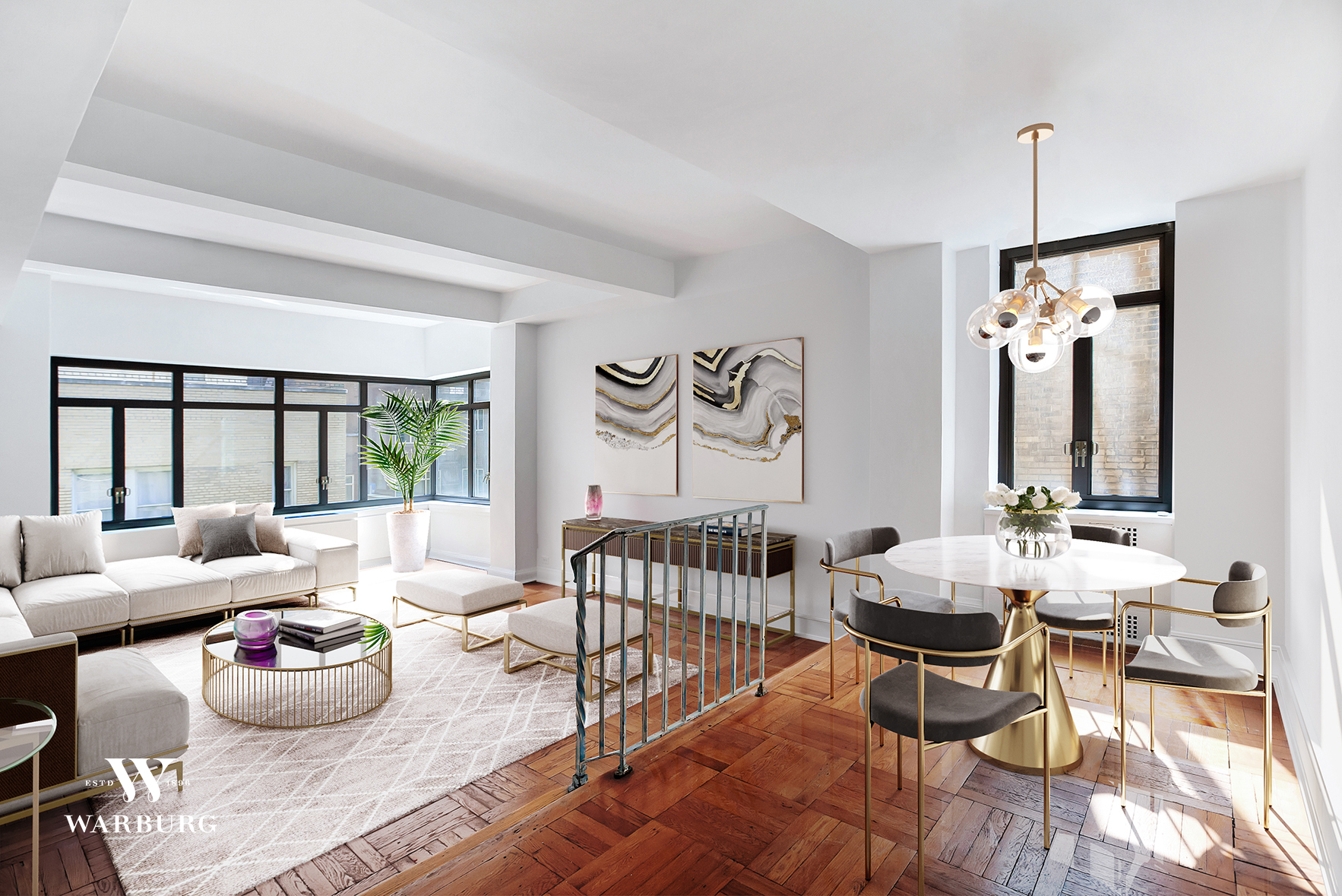 Apartment for sale at 25 West 54th Street, Apt 10C