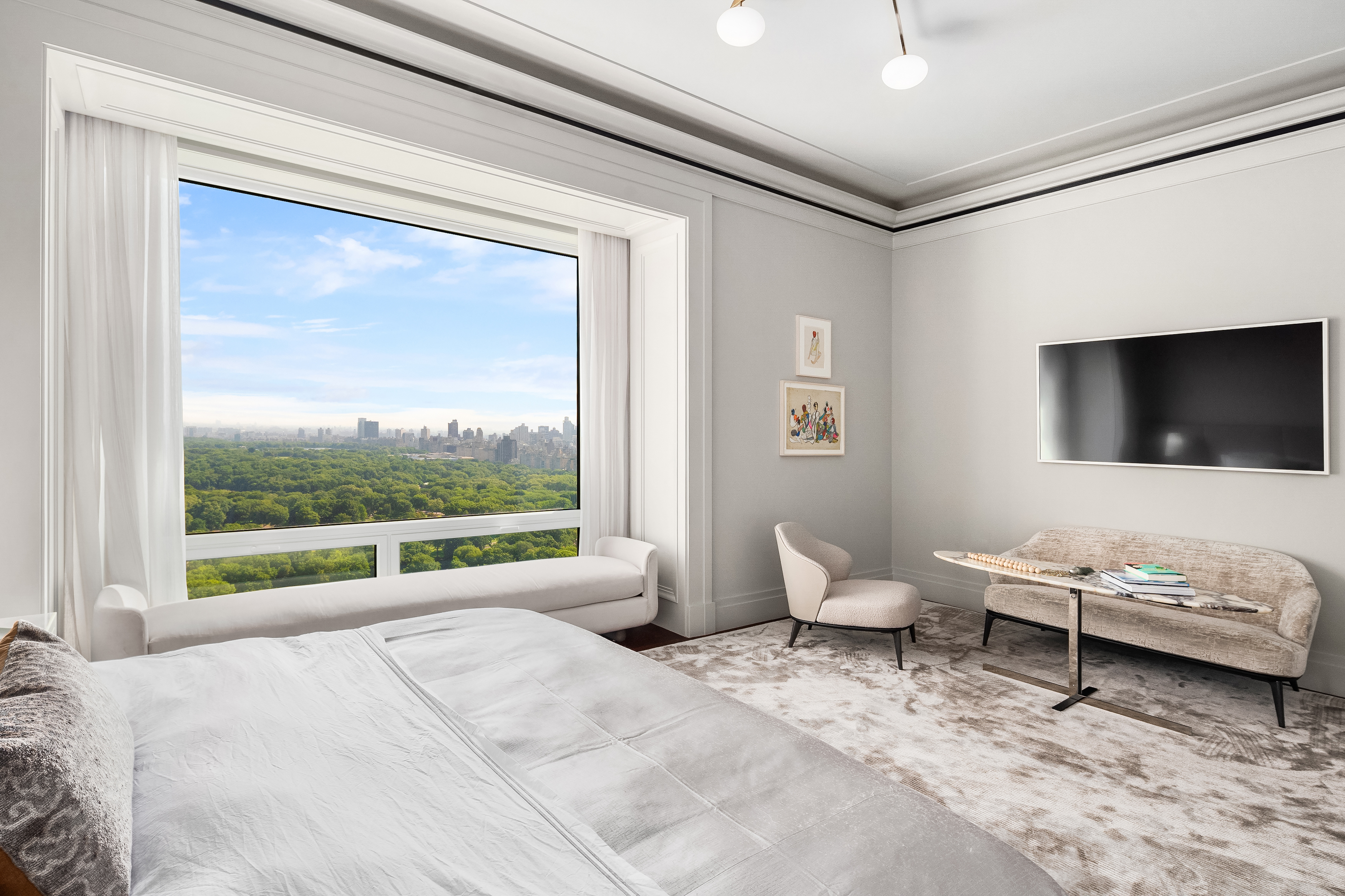 220 Central Park South Interior Photo
