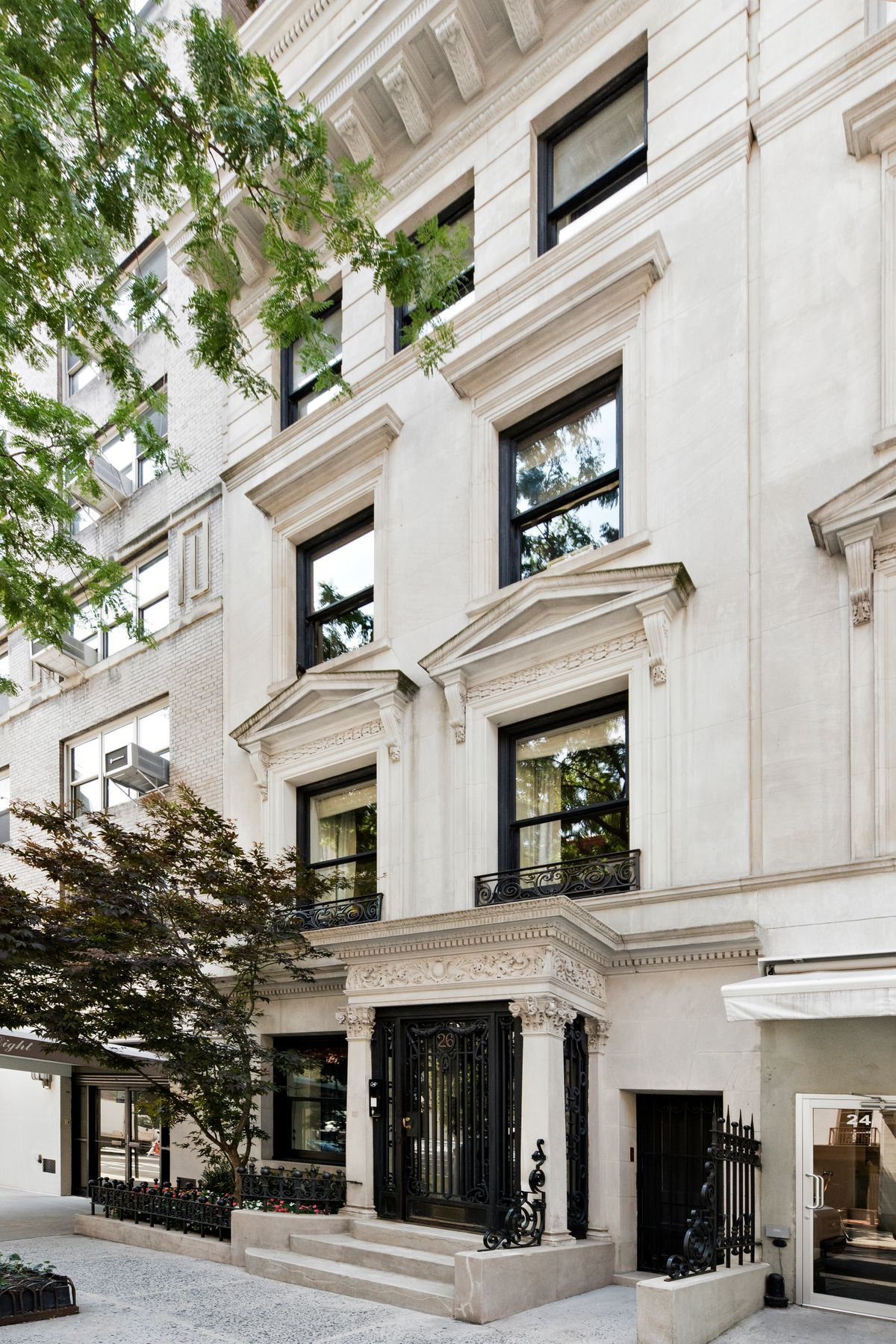 26 East 73rd Street Interior Photo