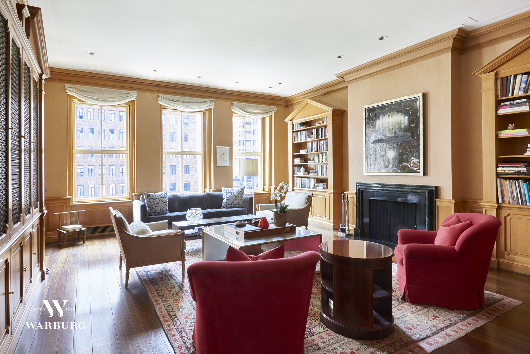 740 Park Avenue Interior Photo