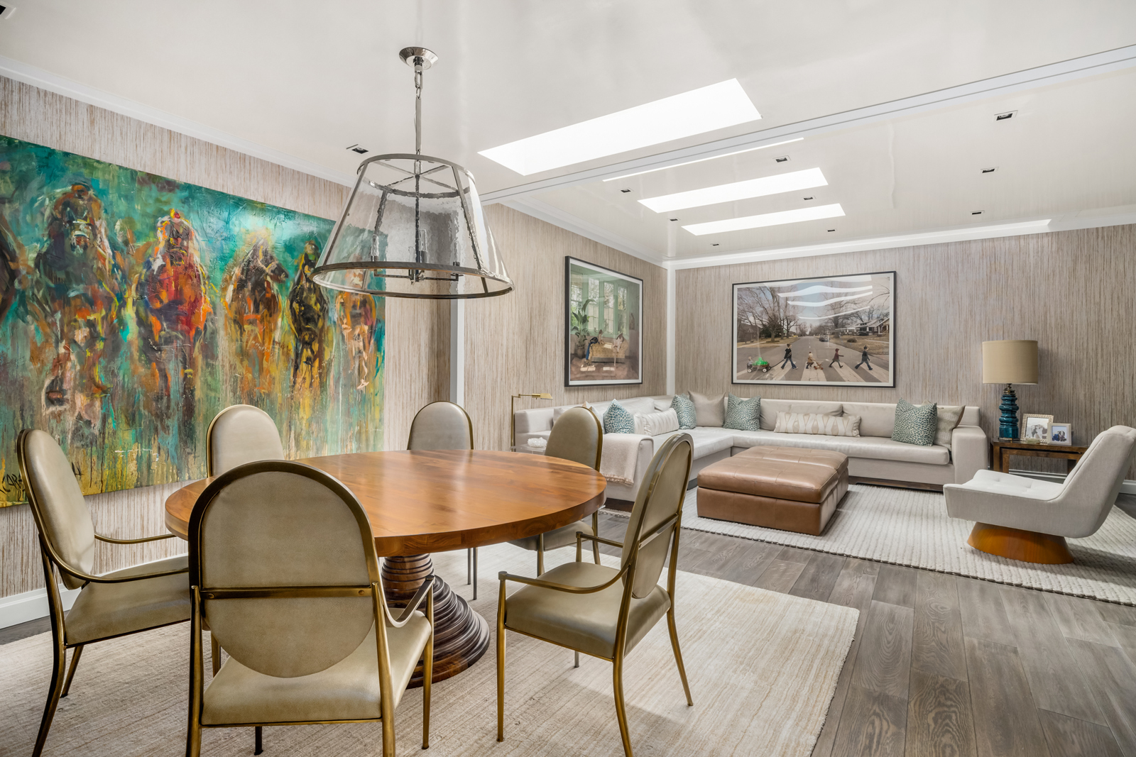 385 West 12th Street Interior Photo