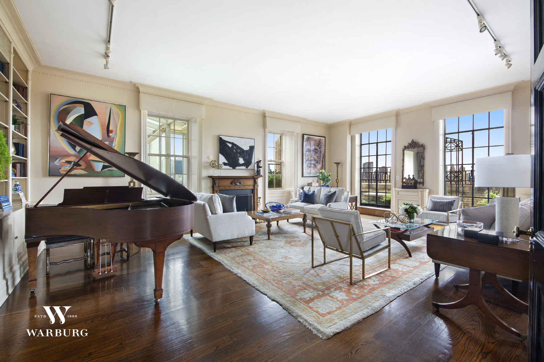 895 Park Avenue Interior Photo