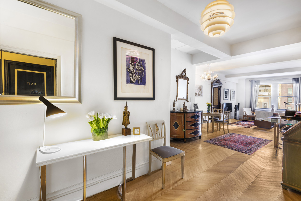 Apartment for sale at 91 Central Park West, Apt 6F