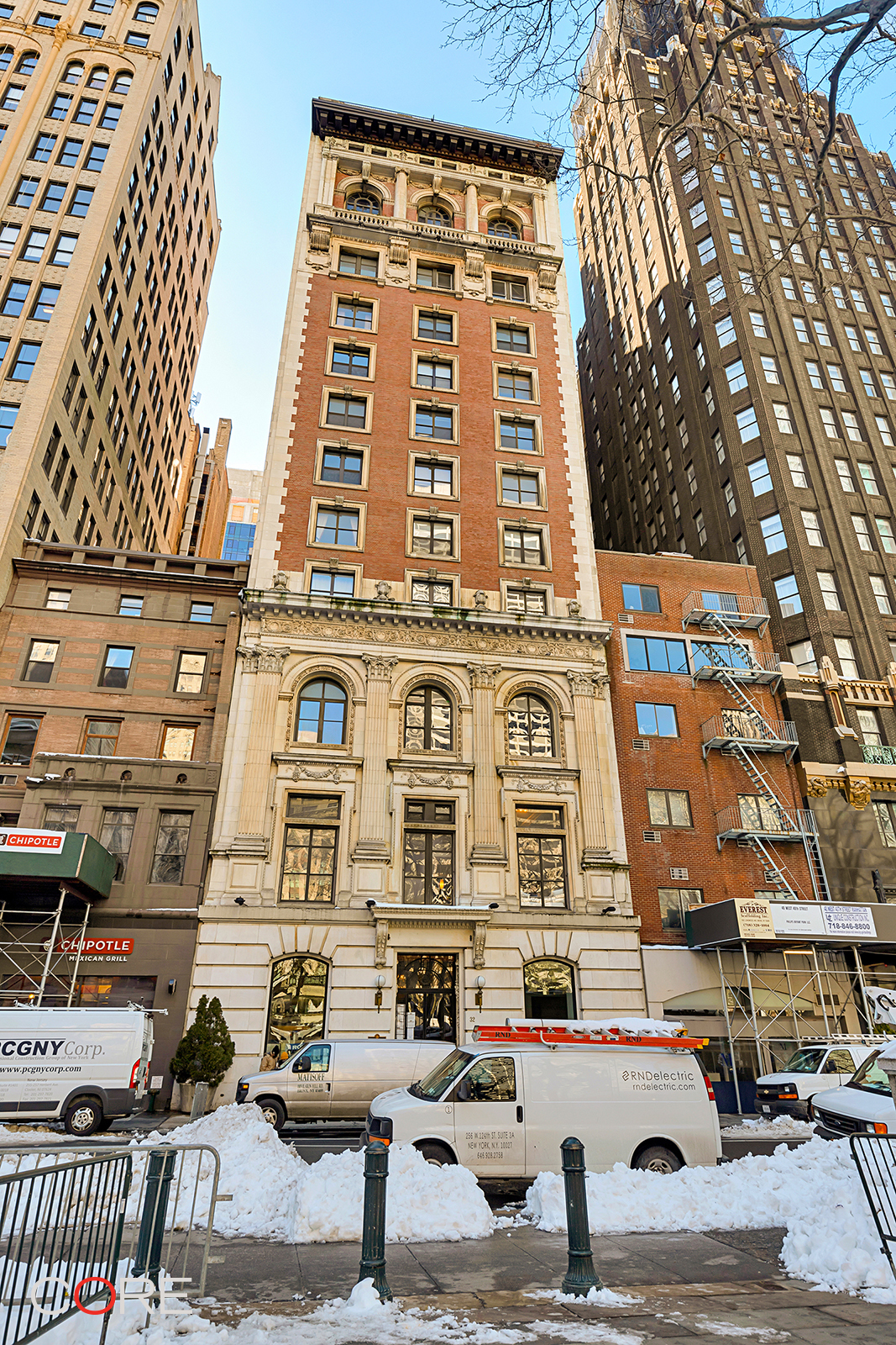 Apartment for sale at 32 West 40th Street, Apt 5B
