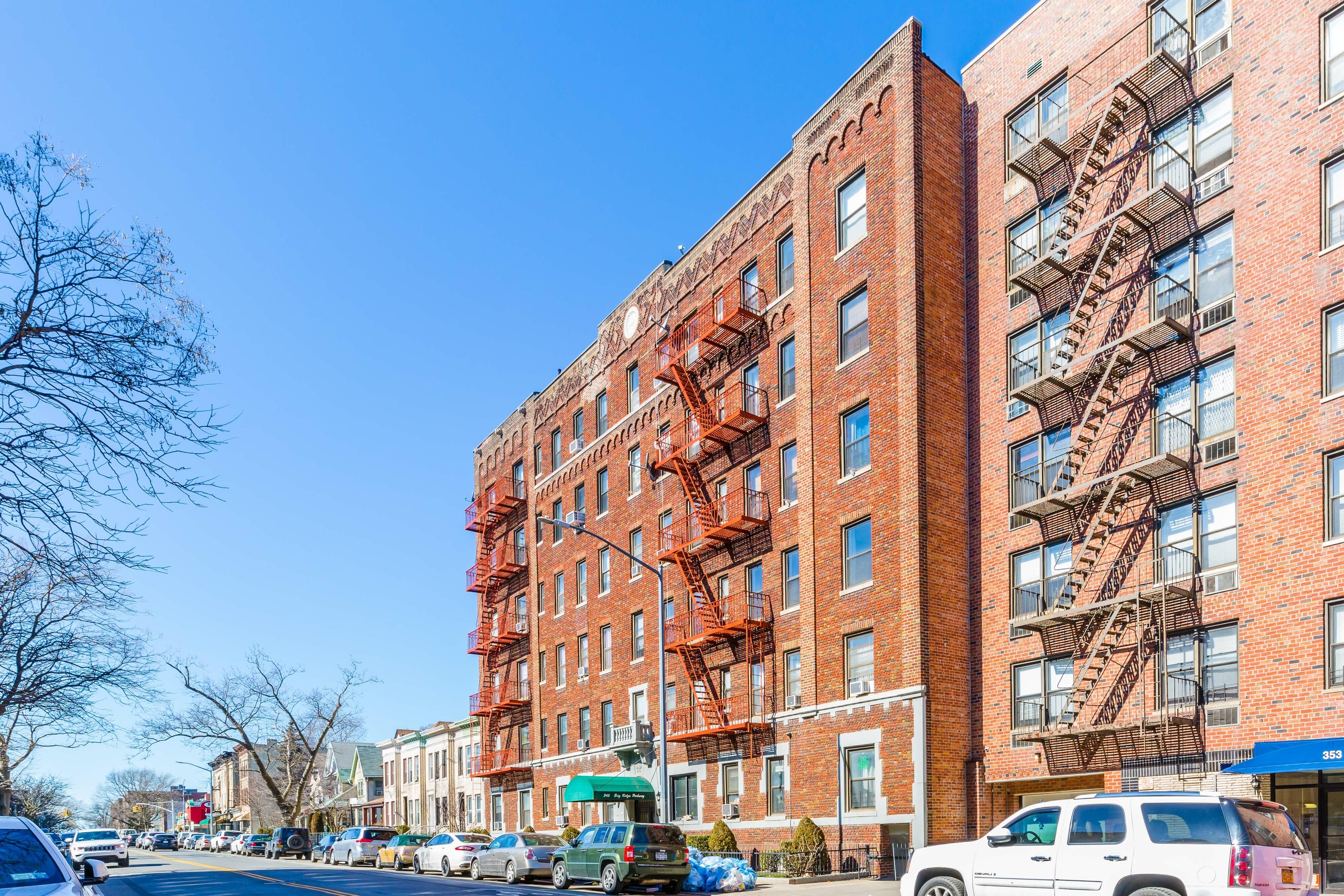 345 Bay Ridge Parkway 6E Bay Ridge Brooklyn NY 11209