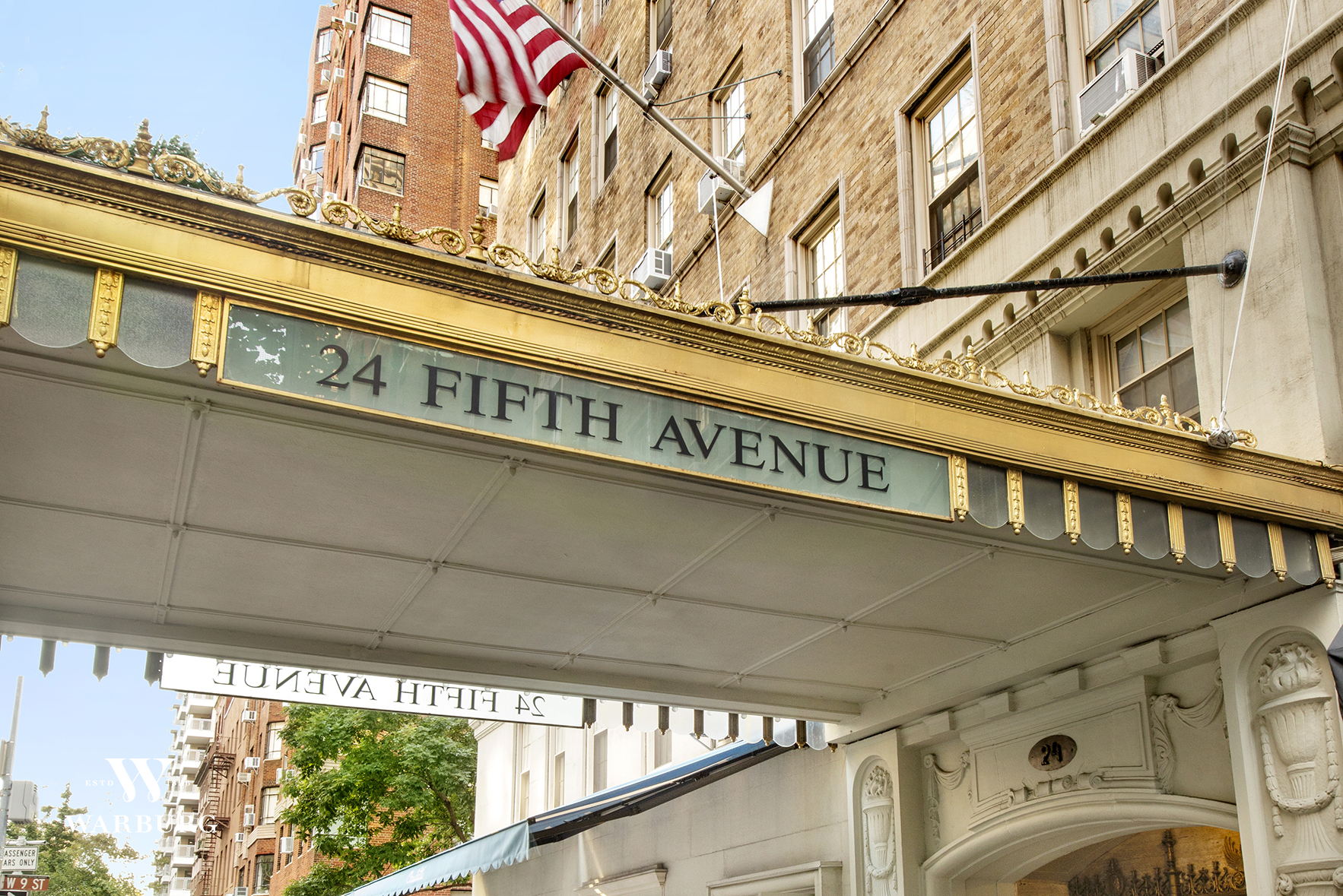 24 Fifth Avenue 1515/1517 Greenwich Village New York NY 10011