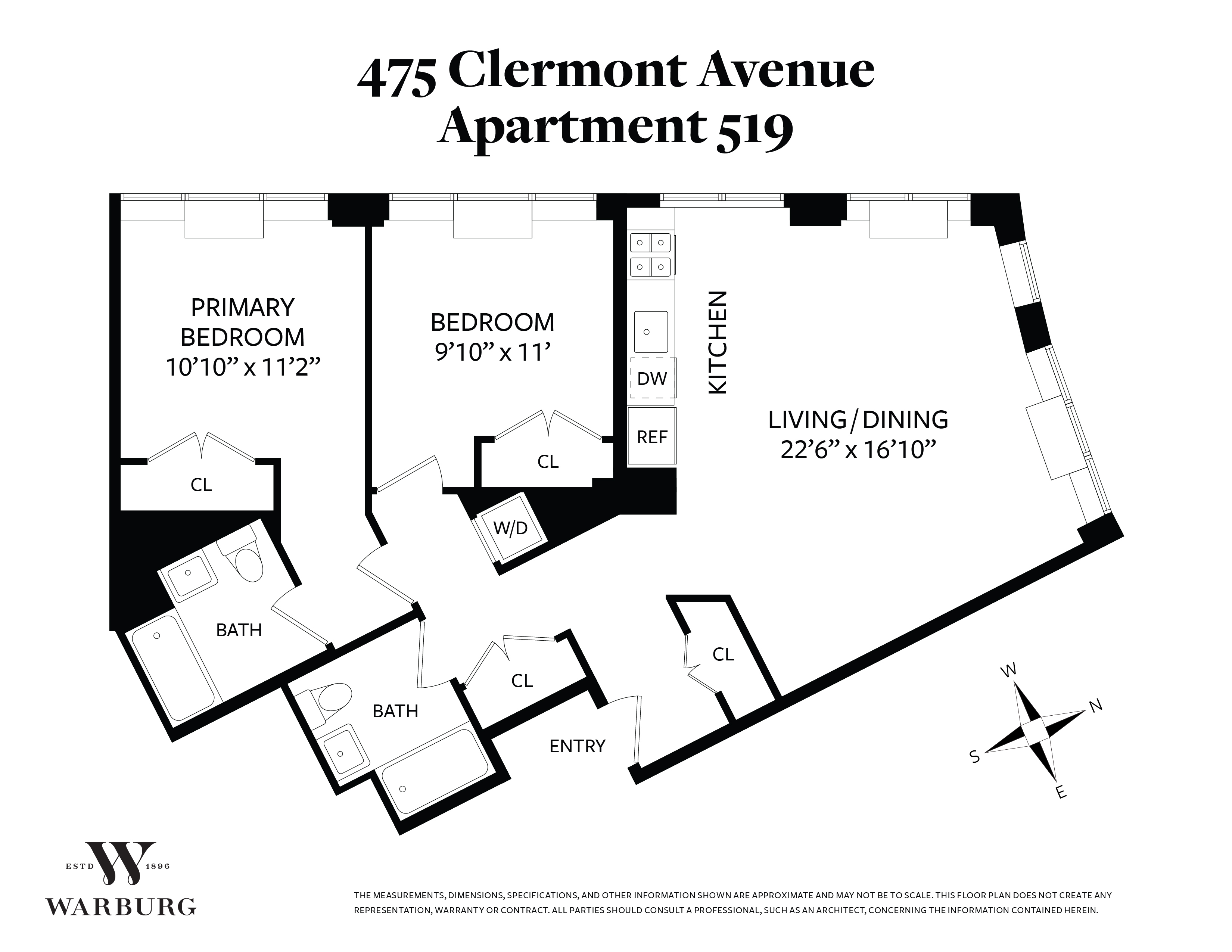 475 Clermont Avenue Fort Greene Brooklyn NY 11238