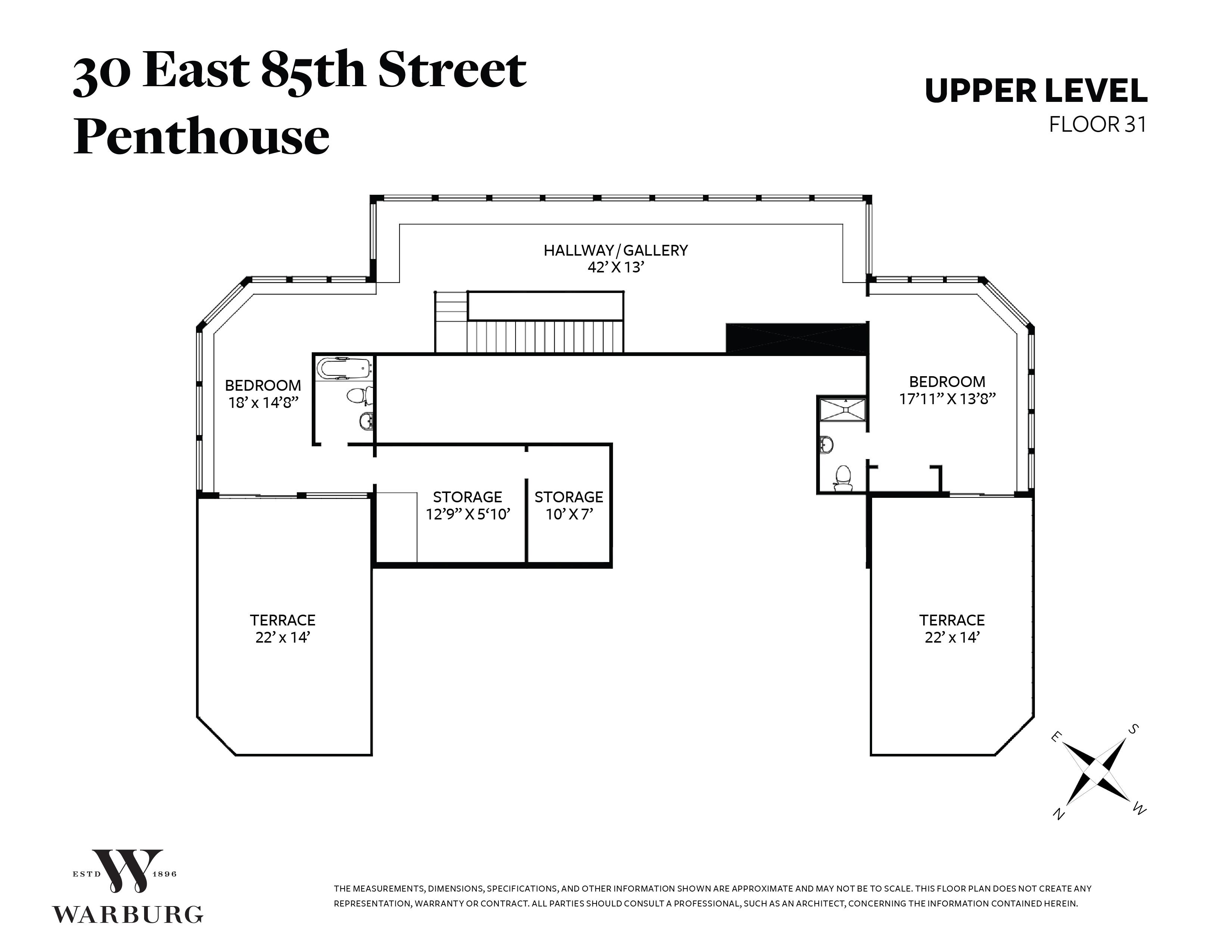 30 East 85th Street Upper East Side New York NY 10028