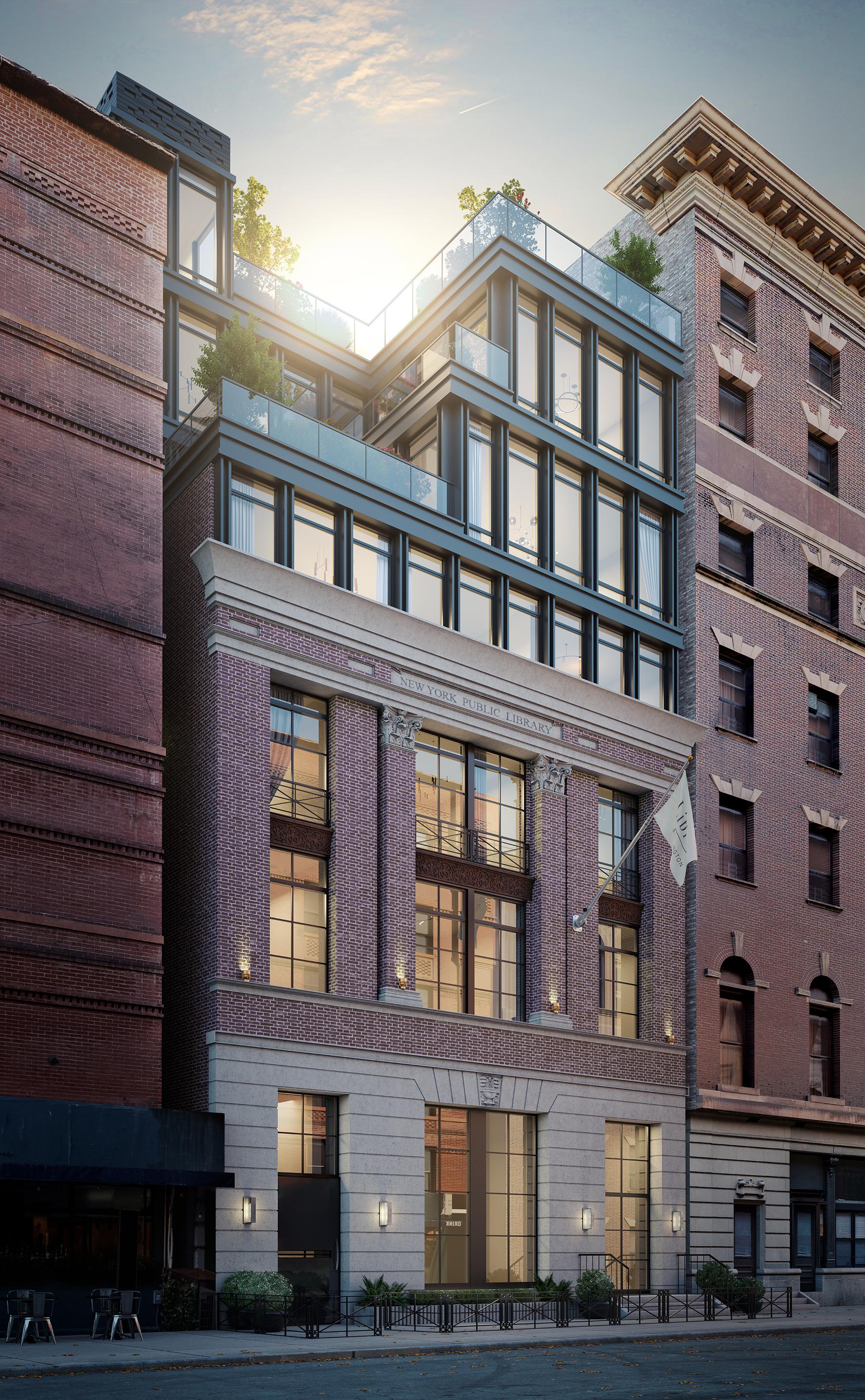 61 Rivington Street Lower East Side New York NY 10002