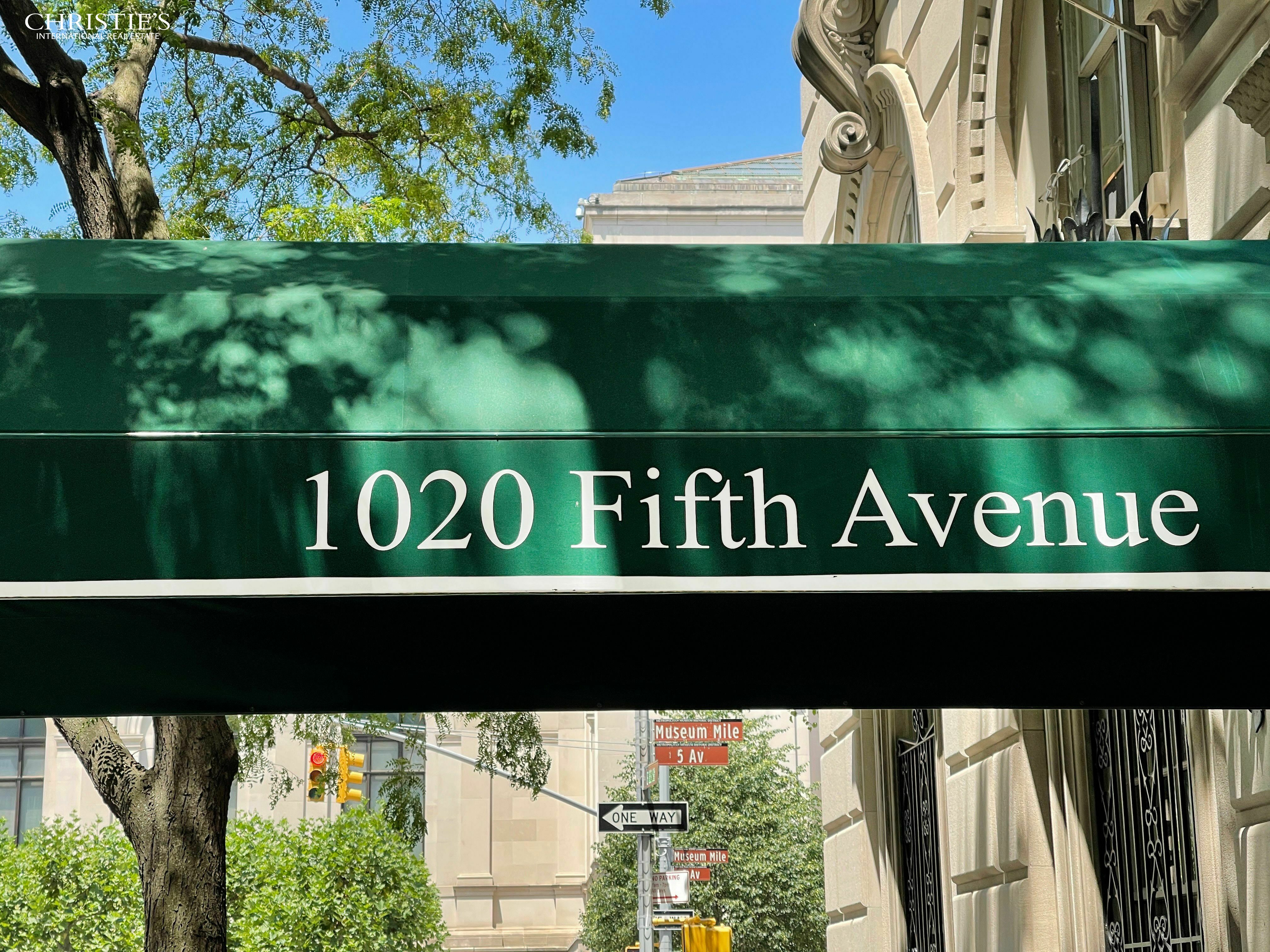 1020 Fifth Avenue Upper East Side New York NY 10028