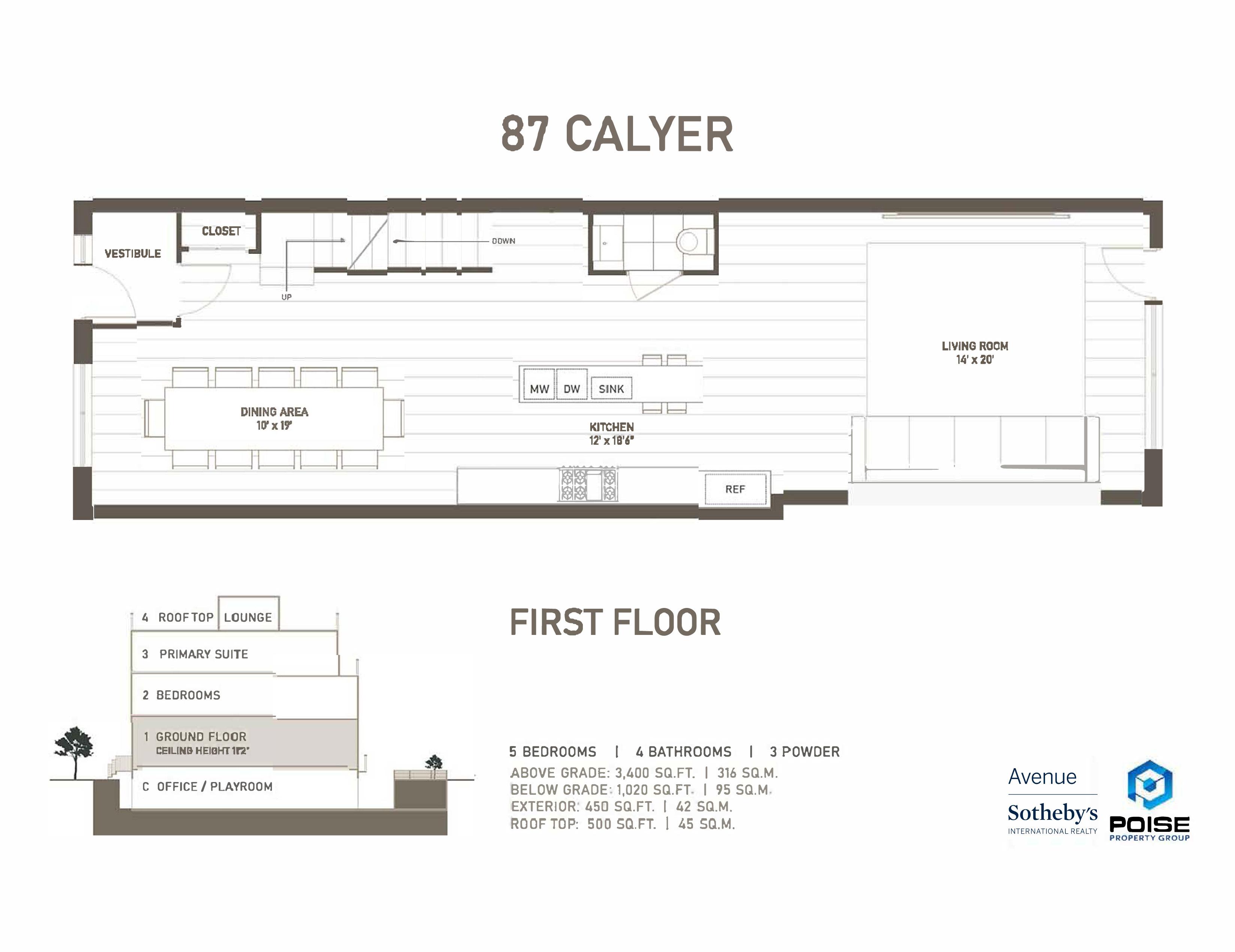 87 Calyer Street Greenpoint Brooklyn NY 11222