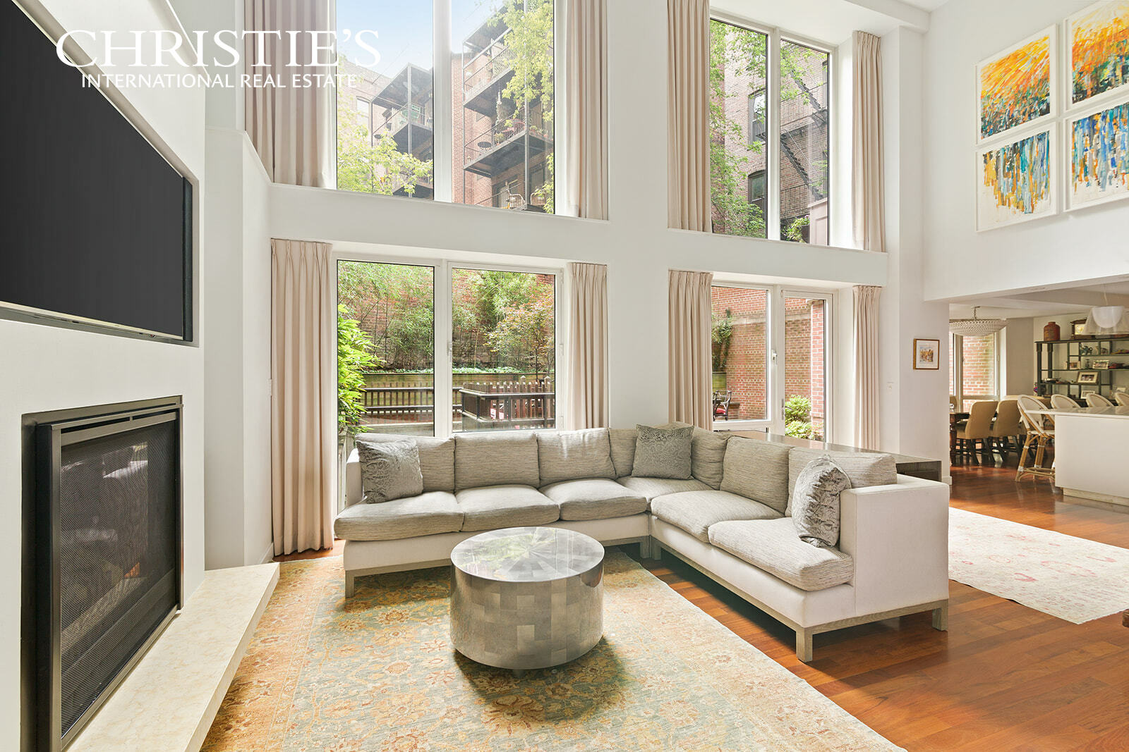 744 GREENWICH ST Townhouse, New York, NY 10014